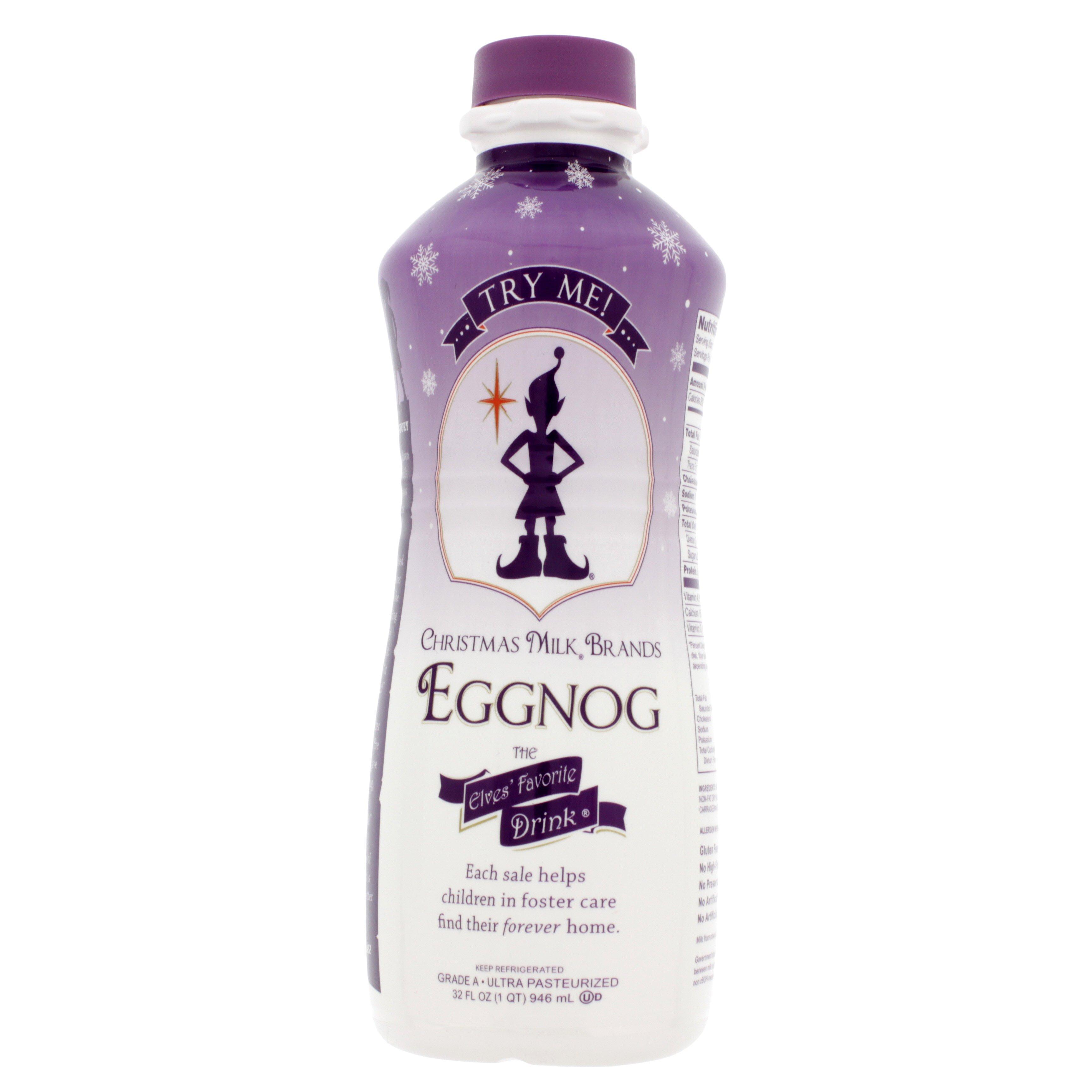 Christmas Milk Eggnog - Shop Christmas Milk Eggnog - Shop Christmas ...