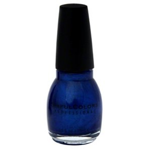 Sinful Colors Professional Midnight Blue Nail Enamel ‑ Shop Nail ...