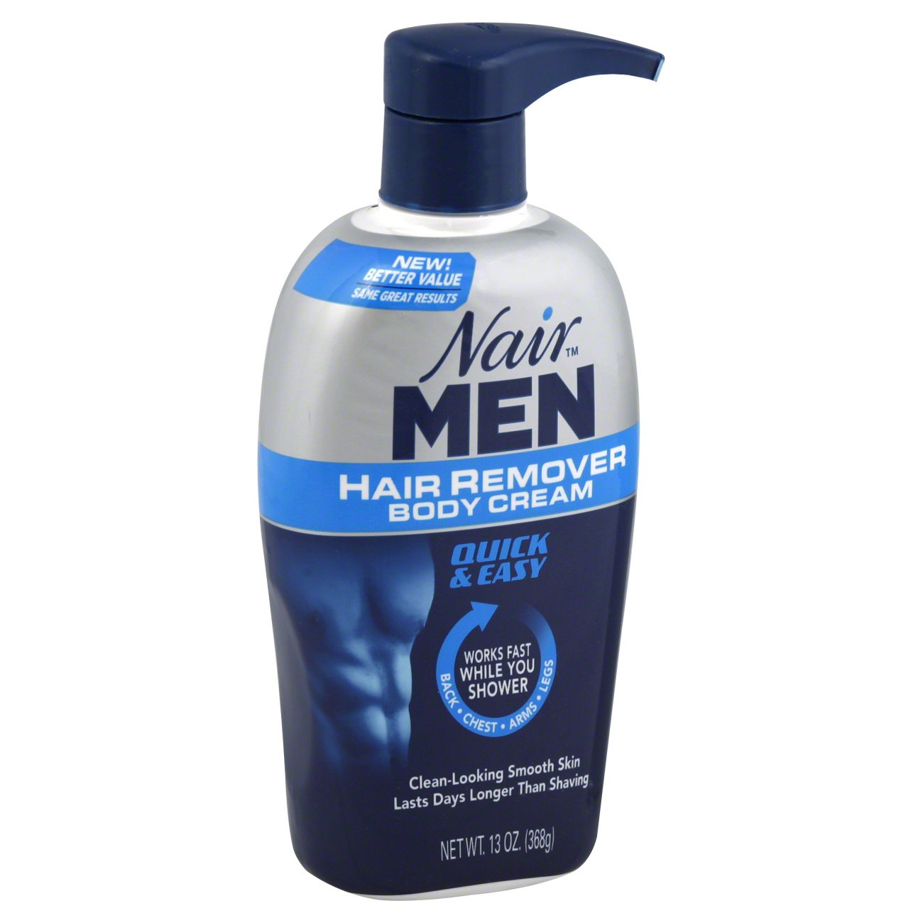 Nair Men Hair Remover Body Cream Shop Depilatories Wax At H E B