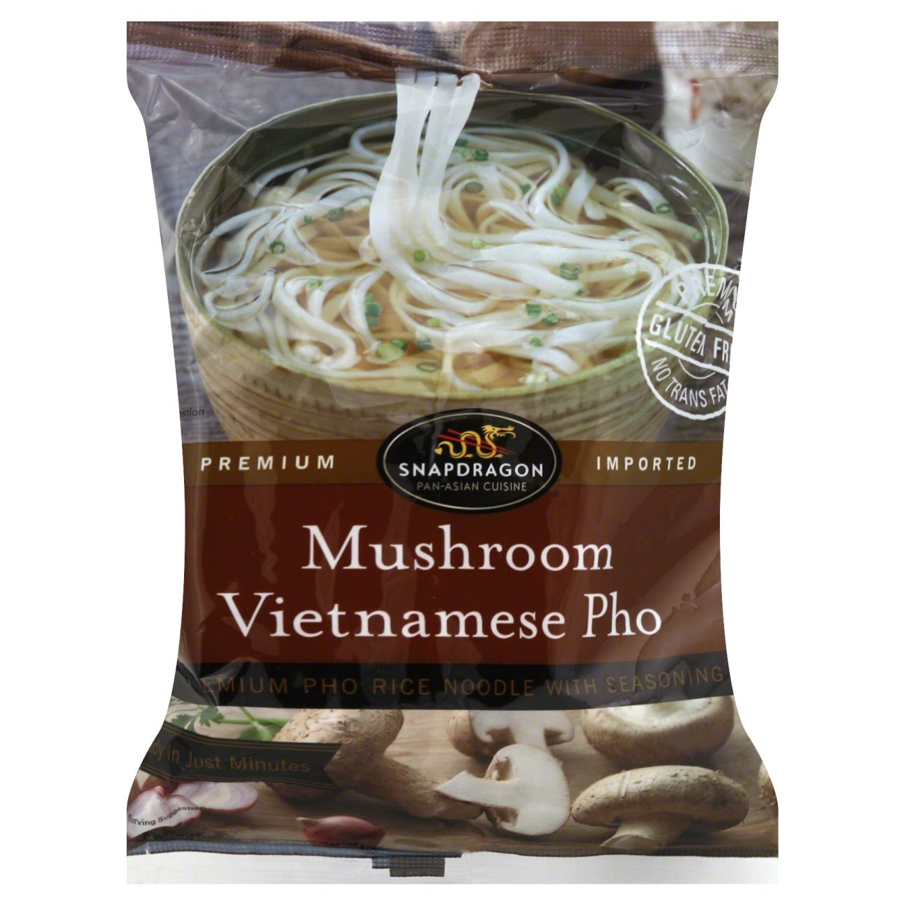 Snapdragon Mushroom Vietnamese Pho Shop Soups Chili At H E B