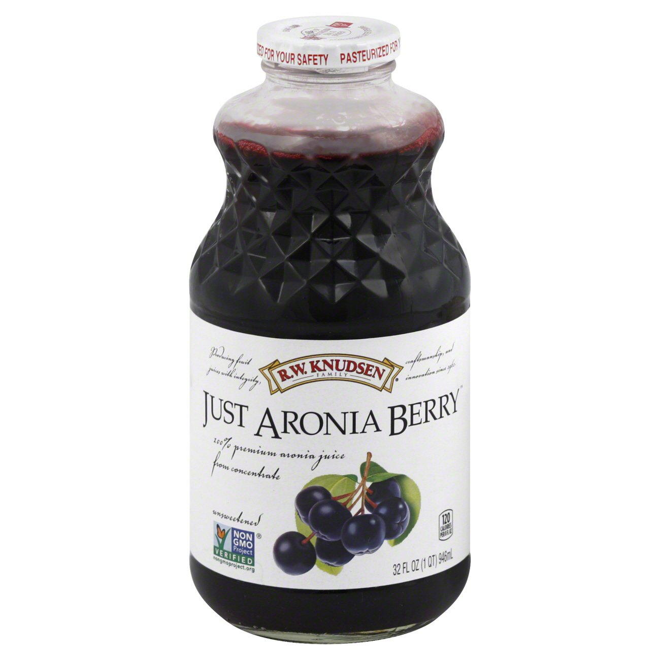 R W Knudsen Family Just Aronia Berry Juice Shop Juice At H E B