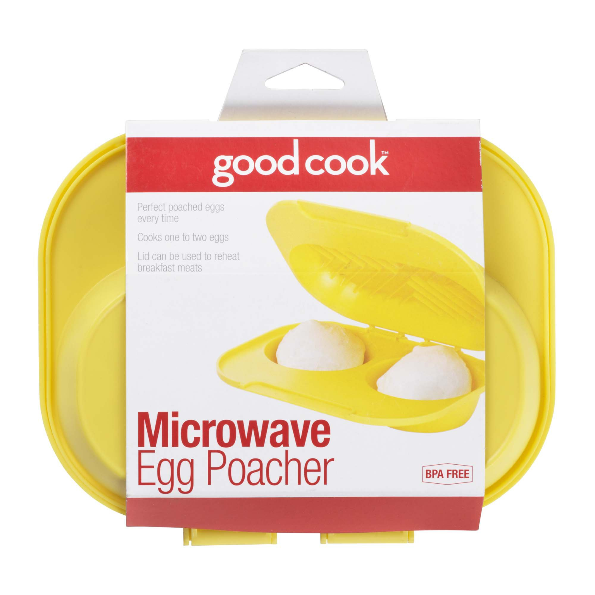 good cook microwave egg poacher