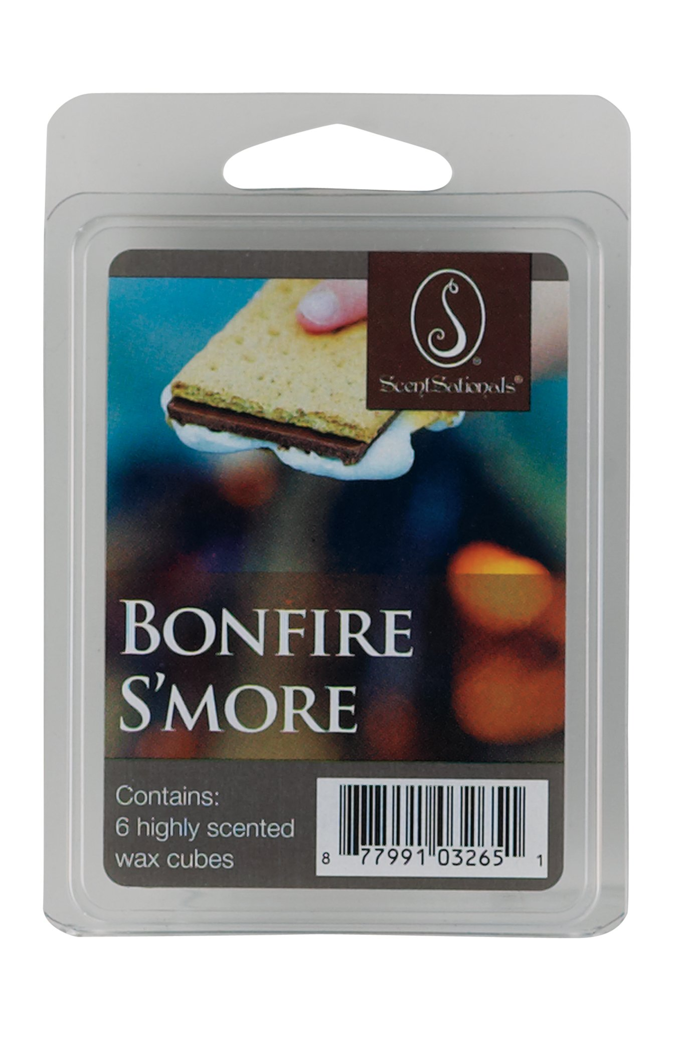 Smores Scented Wax Melt