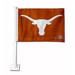 Rico Industries Texas Longhorn Car Flag - Shop Auto Accessories at HEB