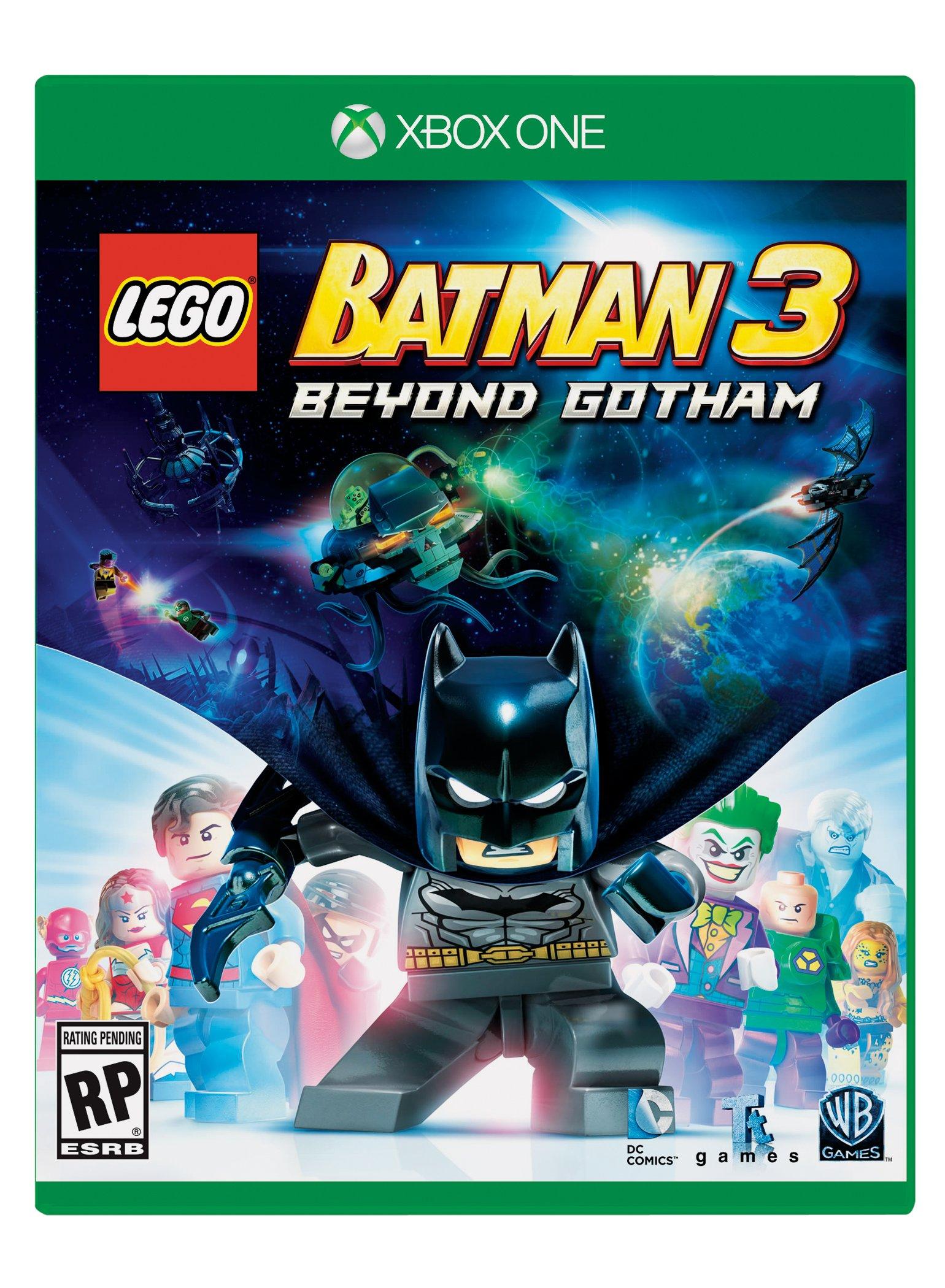Warner Home Video Games LEGO Batman 3: Beyond Gotham for ...