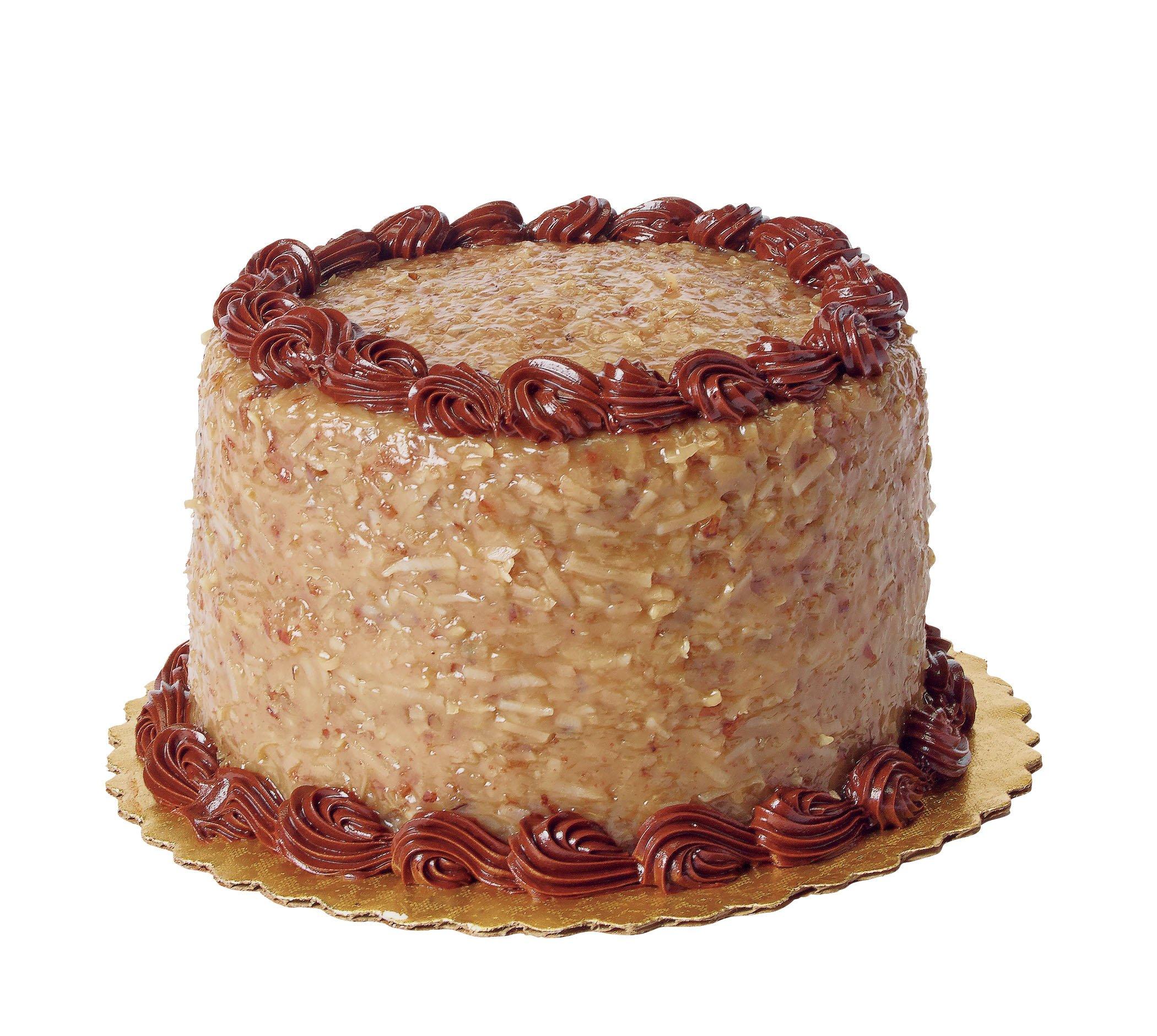 Heb Sensational German Chocolate Cake Shop Standard Cakes At Heb