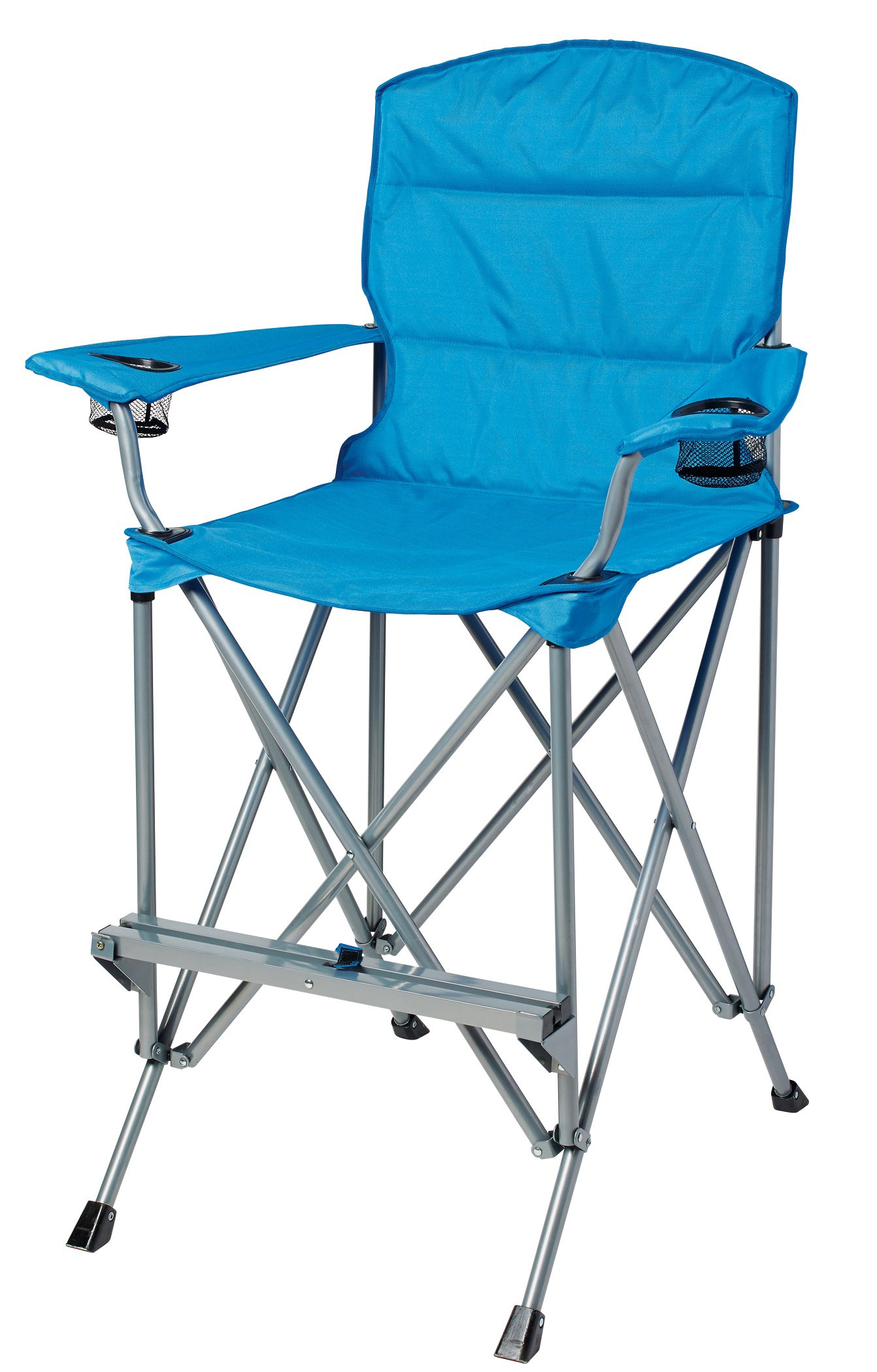 Outdoor Solutions Bar Height Folding Chair Shop Furniture at HEB
