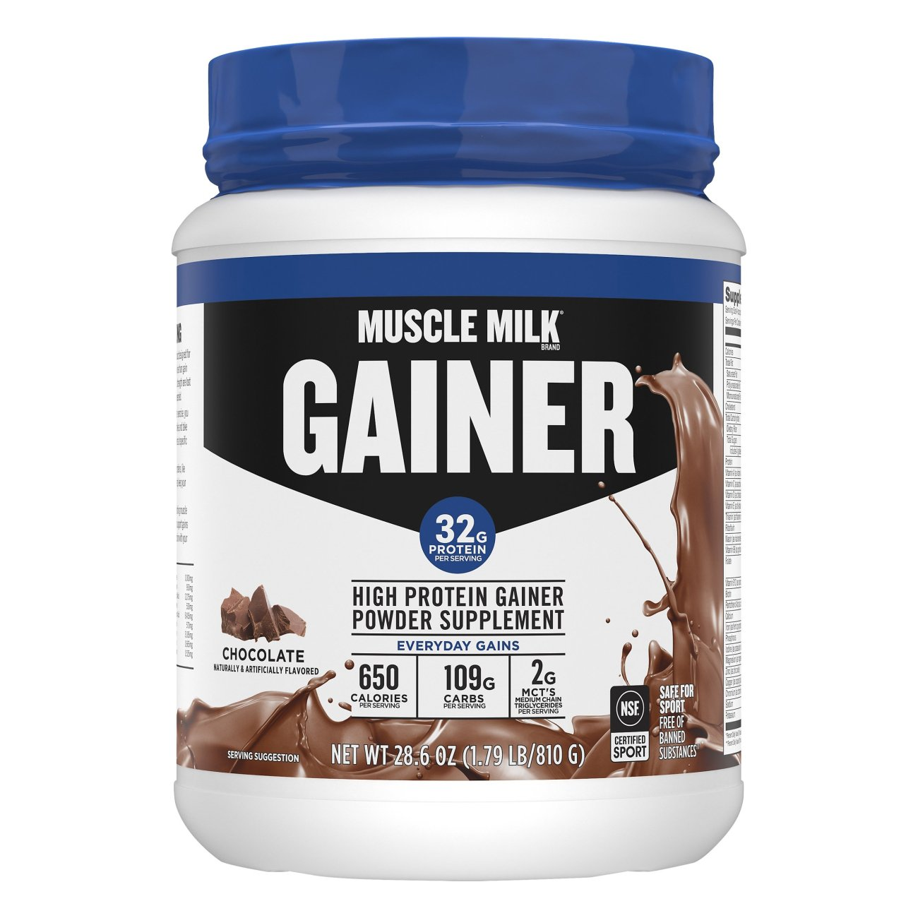 How to drink a gainer 14
