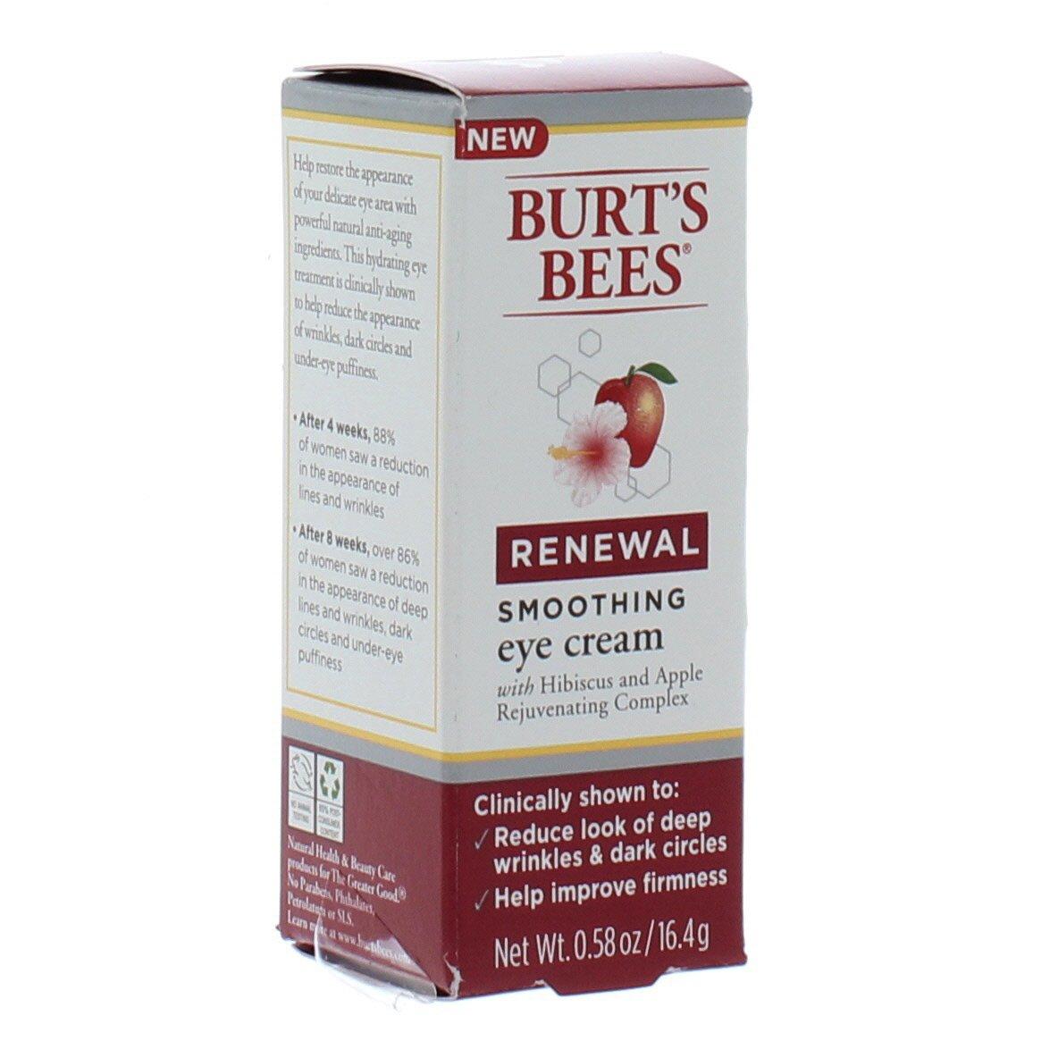 Renewal Smoothing Eye Cream by Burt's Bees #21