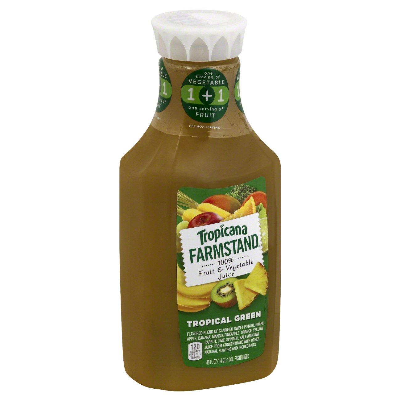 Tropicana Farmstand Nutrition – Nutrition Ftempo
