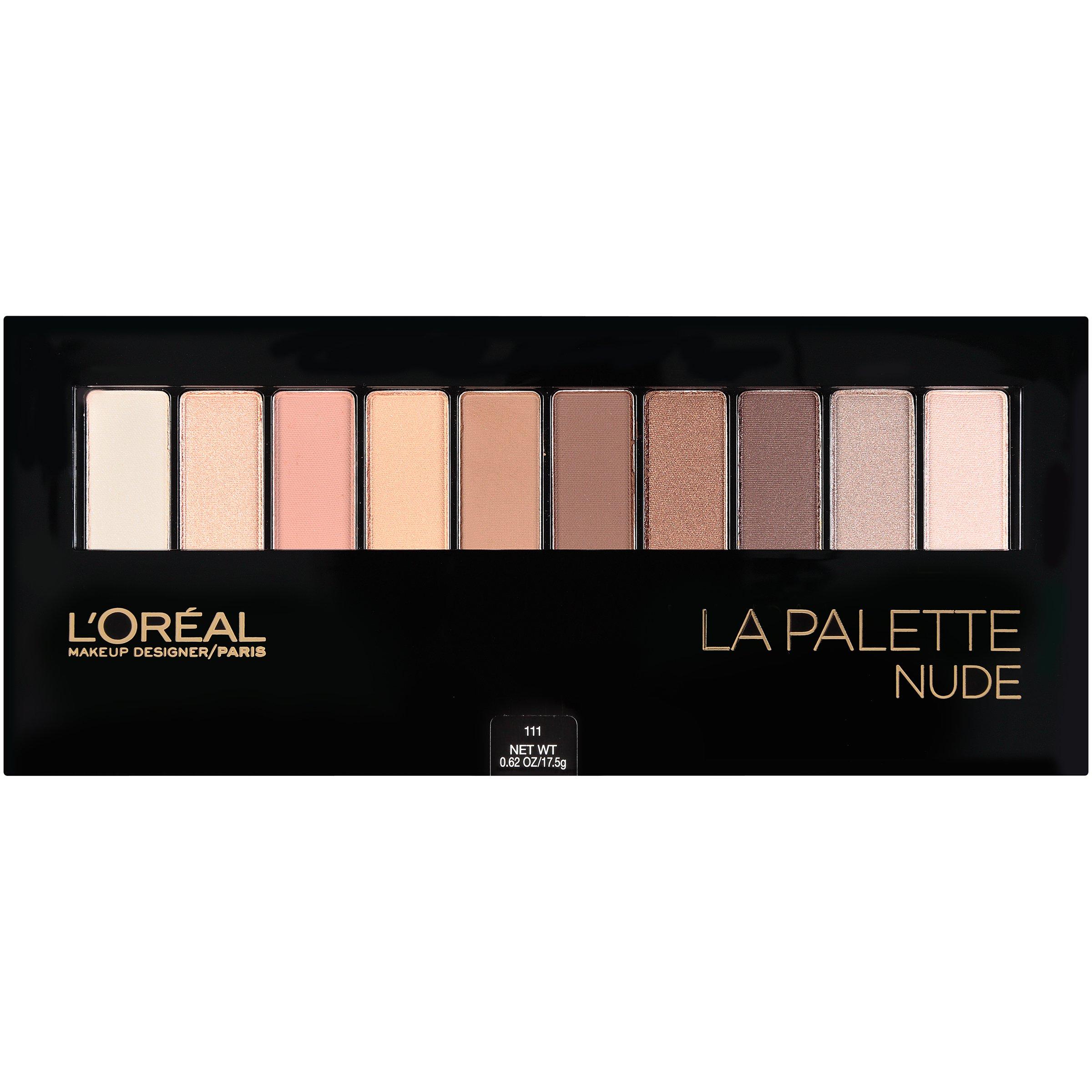 Amazon.com : LOreal Color Riche Eyeshadow Palette - (Gold
