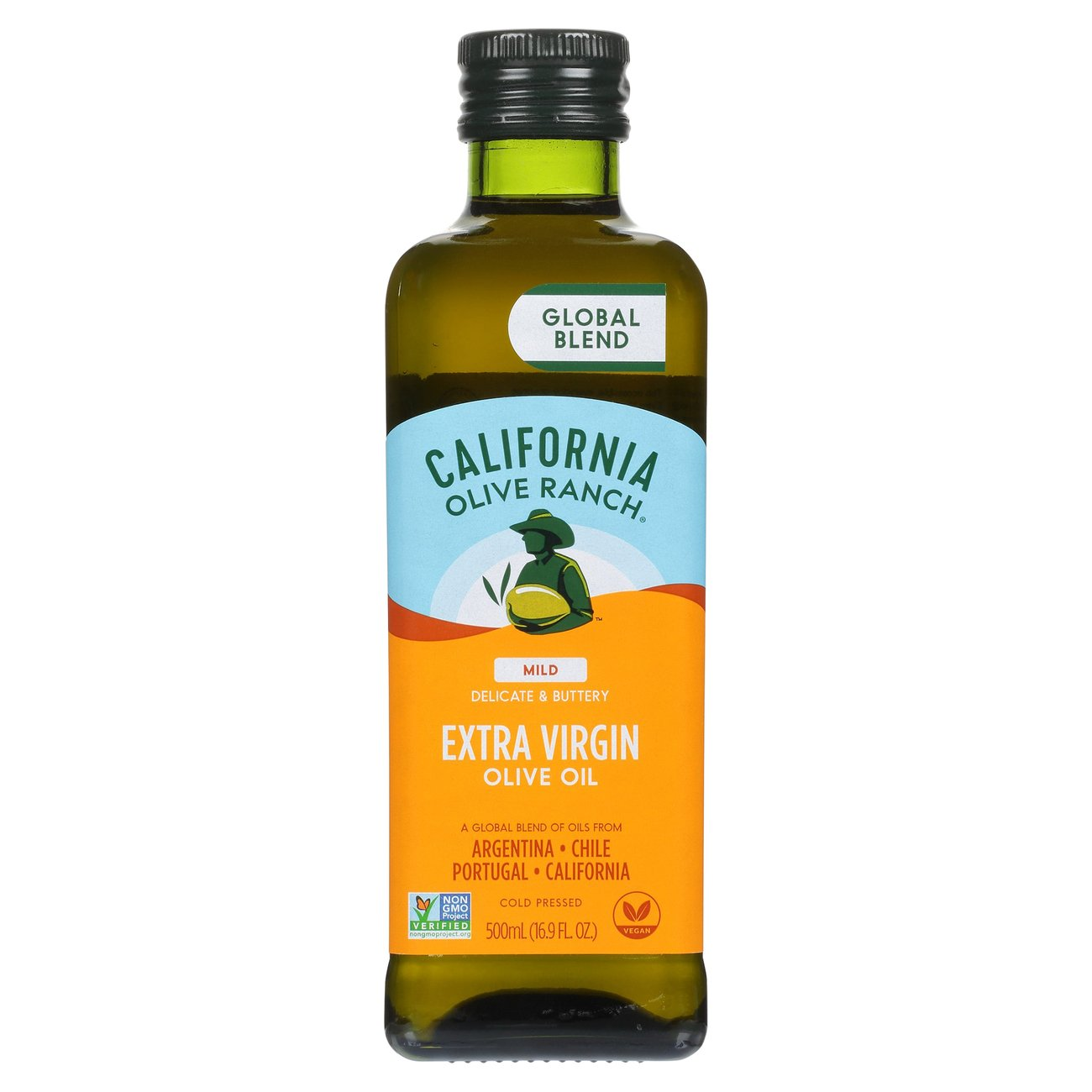 California Olive Ranch Mild Buttery Extra Virgin Olive Oil Shop Oils At H E B
