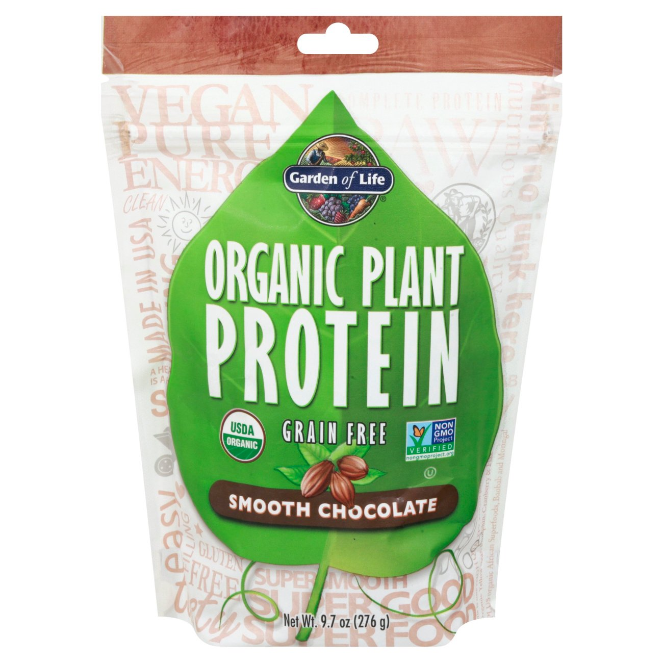 garden of life organic plant protein powder chocolate shop