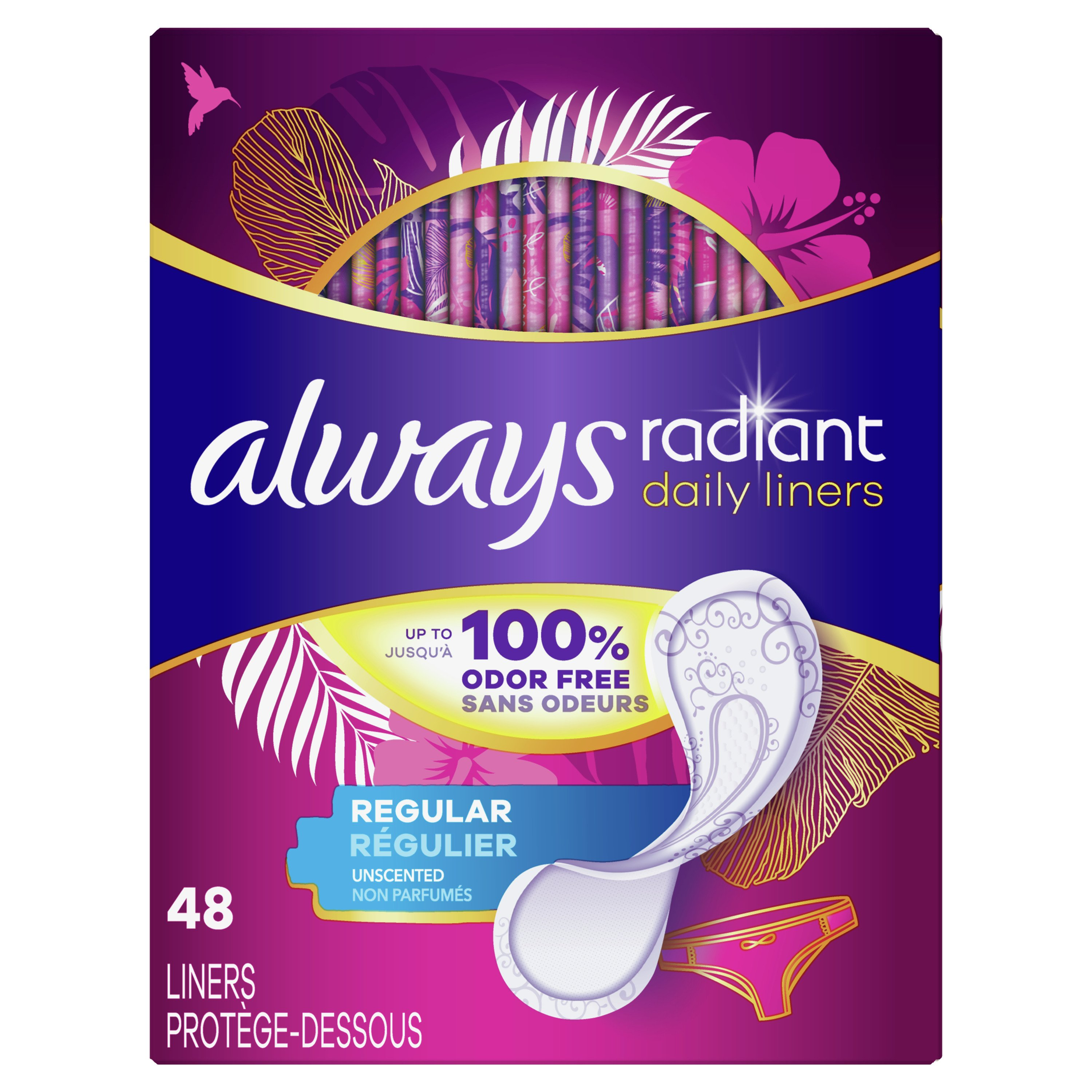 Always Pads Testing Results - Womens Voices for the Earth