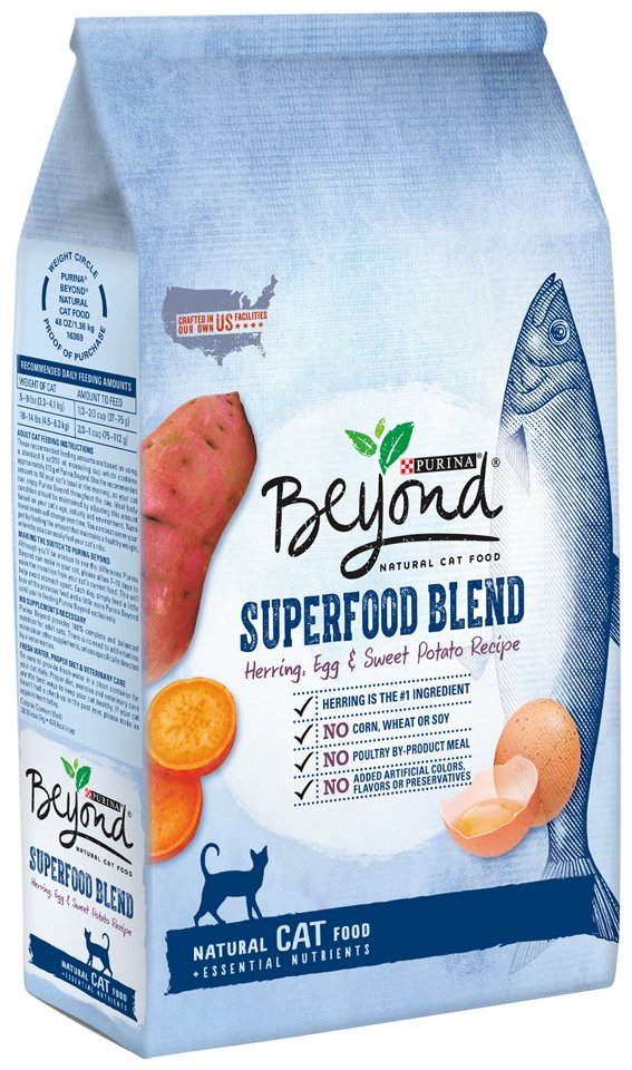 Purina beyond superfood herring egg cat food shop dry at heb forumfinder Gallery