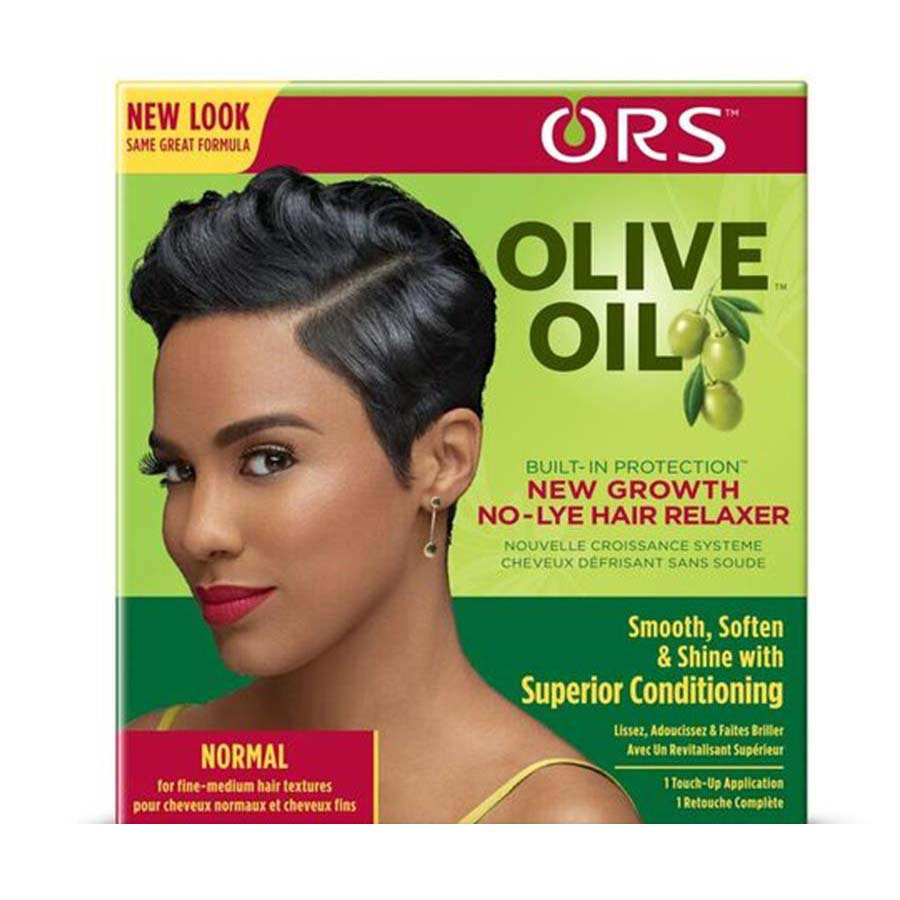 Organic Root Stimulator Olive Oil New Growth Hair Relaxer Normal Shop Styling Products Treatments At H E B