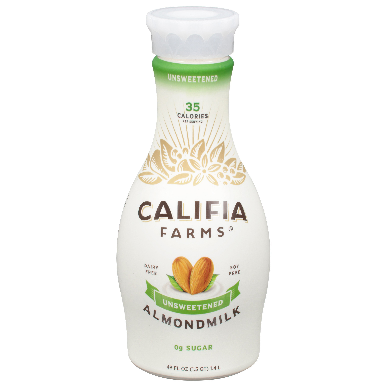 Califia Farms Unsweetened Pure Almond