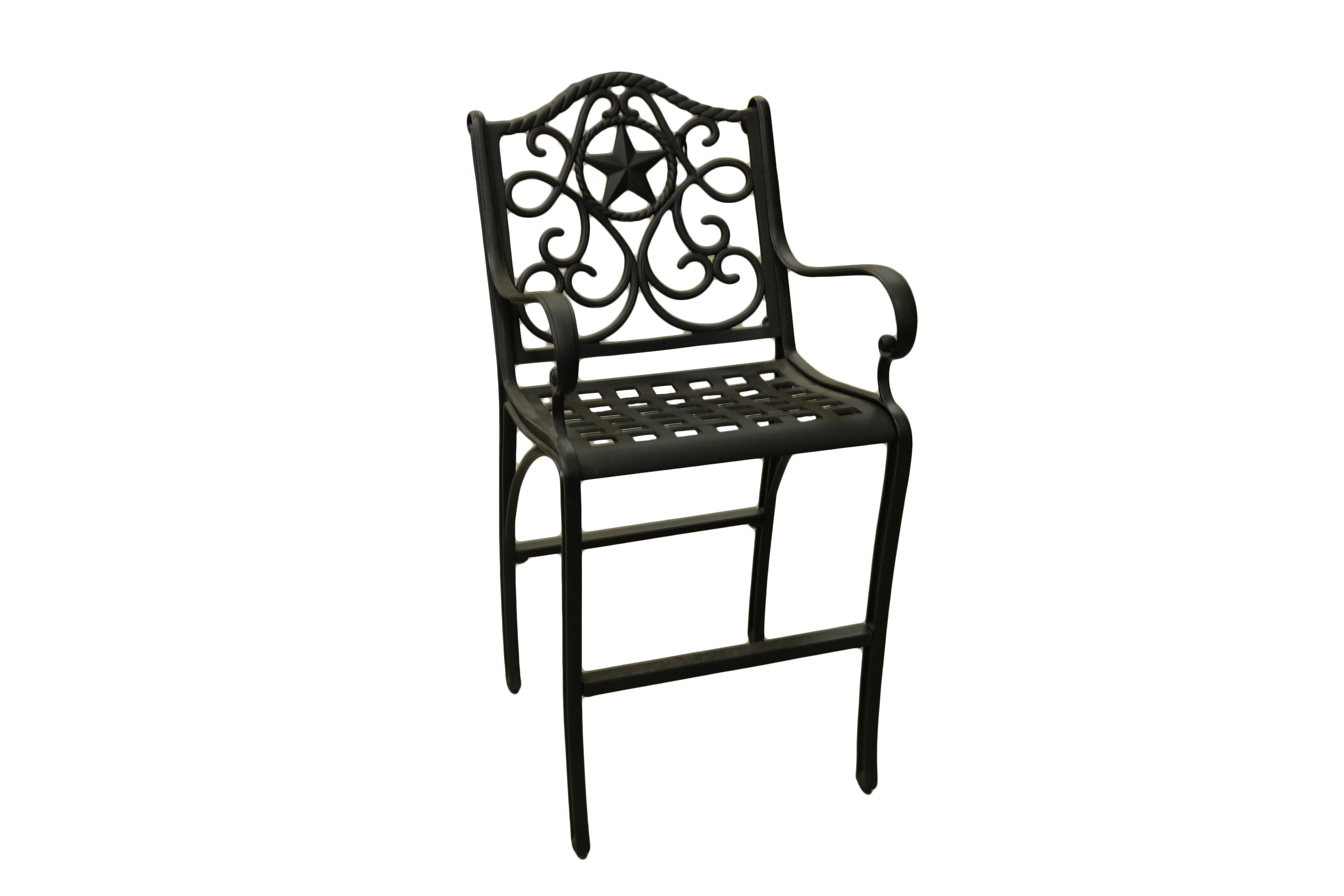 H‑E‑B Riata III Balcony Height Chair ‑ Shop Furniture at HEB