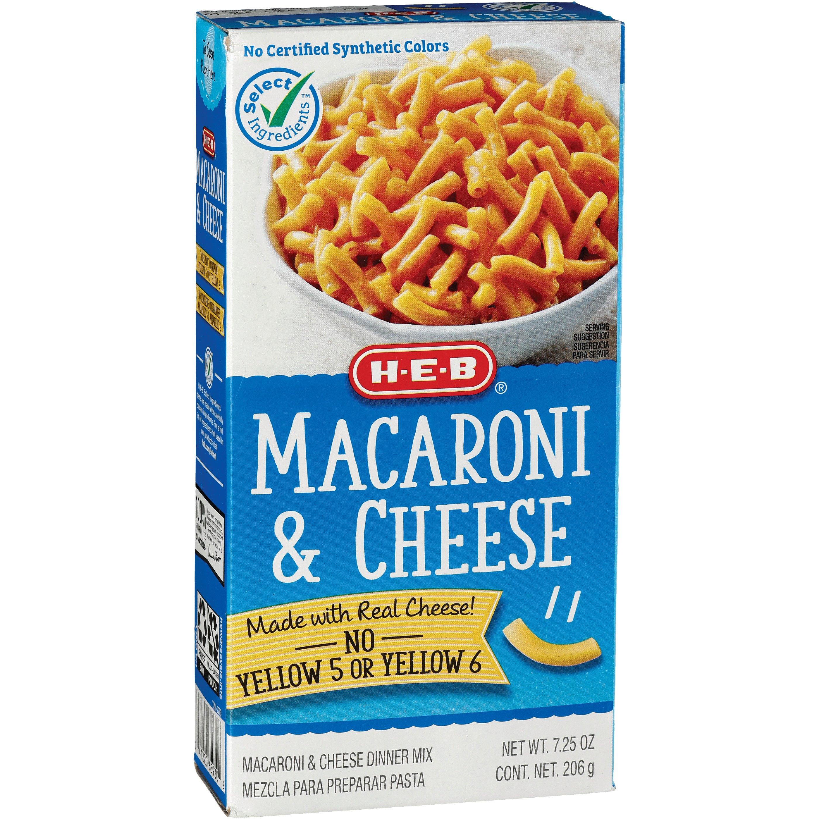 h u2011e u2011b macaroni and cheese u2011 shop easy dinners at heb