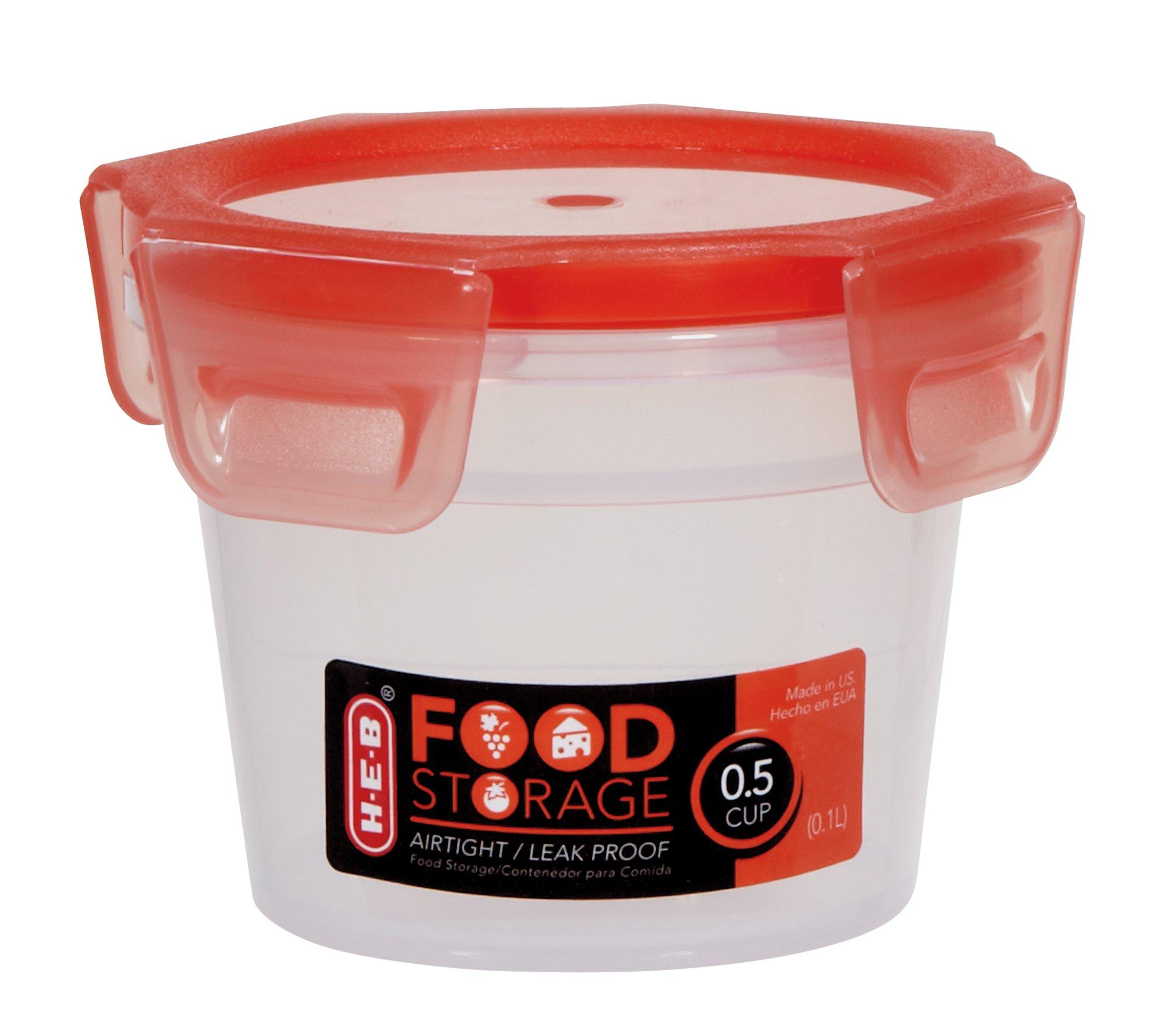 H E B 0 5 Cup Air Leak Proof Food