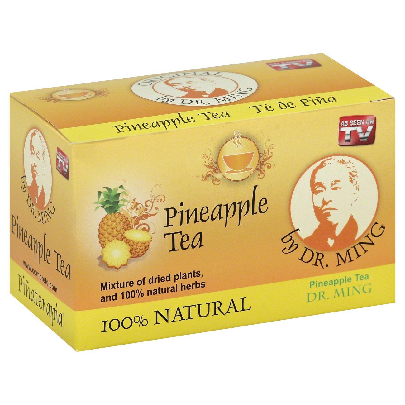 Dr Ming Te De Pina Pineapple Tea - Shop Tea at H-E-B