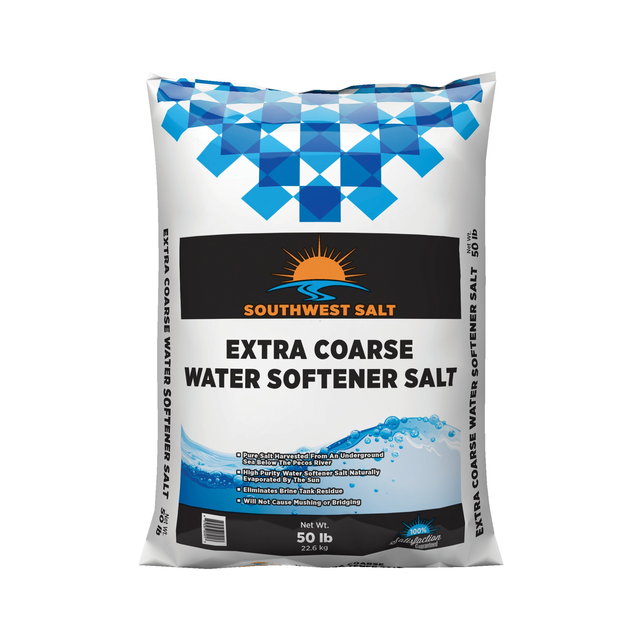How To Start A Water Softener Southwest Salt Extra Coarse Water Softener Salt Shop Water