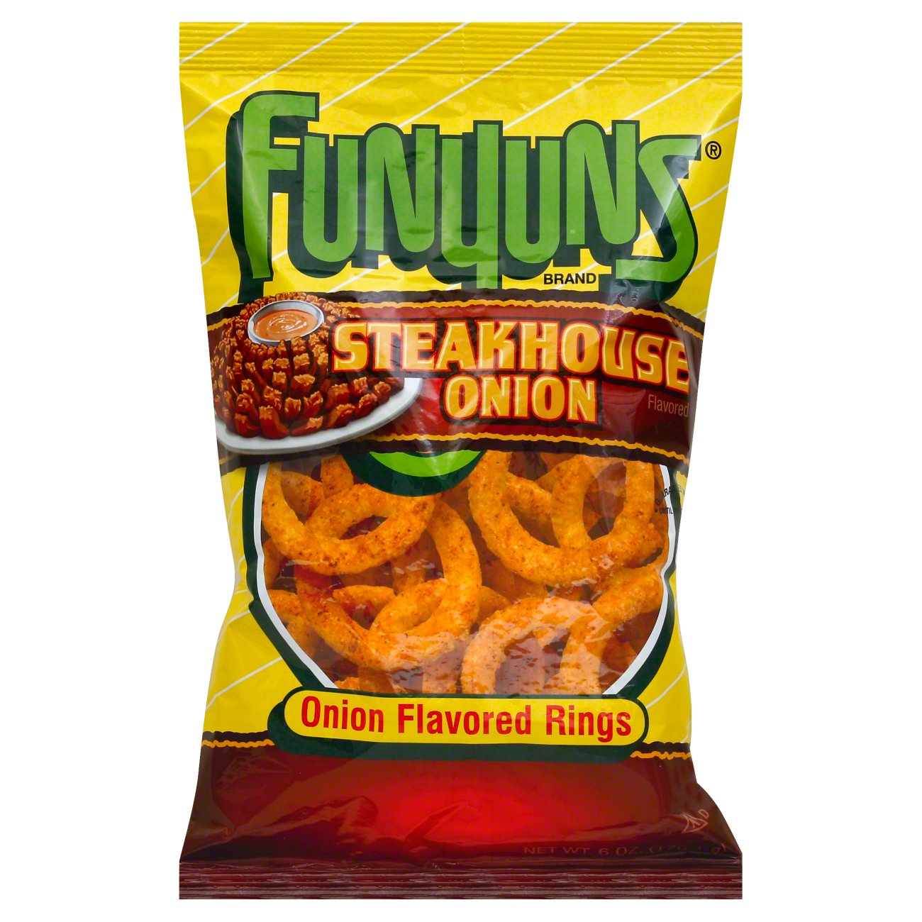 Funyuns Steakhouse Onion Rings - Shop Chips at H-E-B