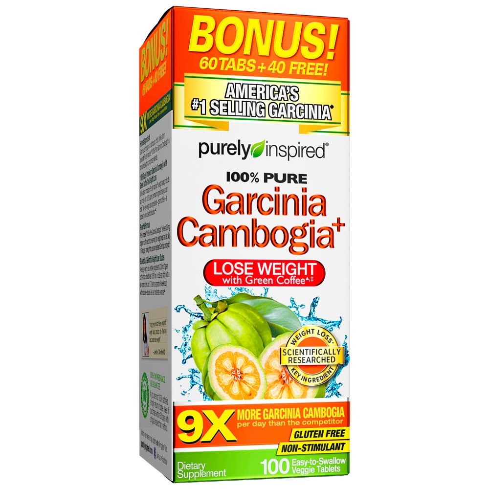 Purely Inspired 100 Pure Garcinia Cambogia Shop Diet Fitness