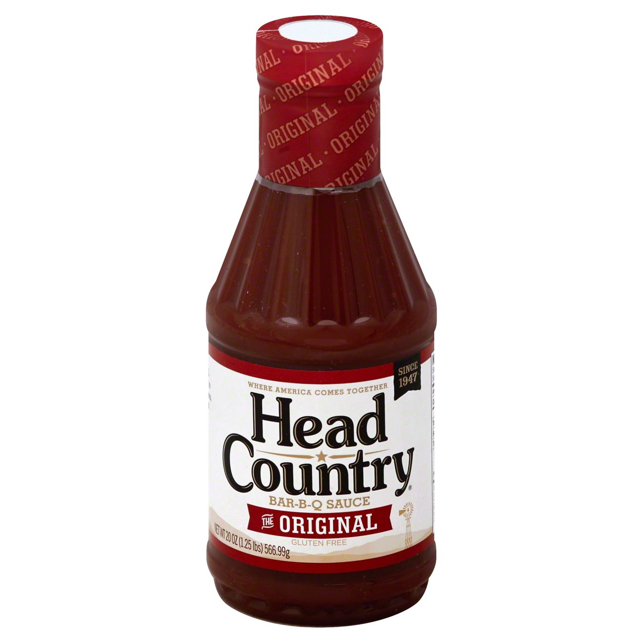 Head Country The Original Bar-B-Q Sauce - Shop BBQ Sauce at HEB