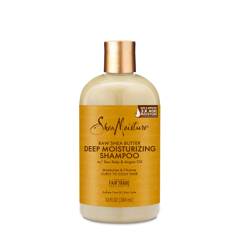 Shea Moisture Raw Shea Butter Retention Shampoo Shop Shampoo Conditioner At H E B