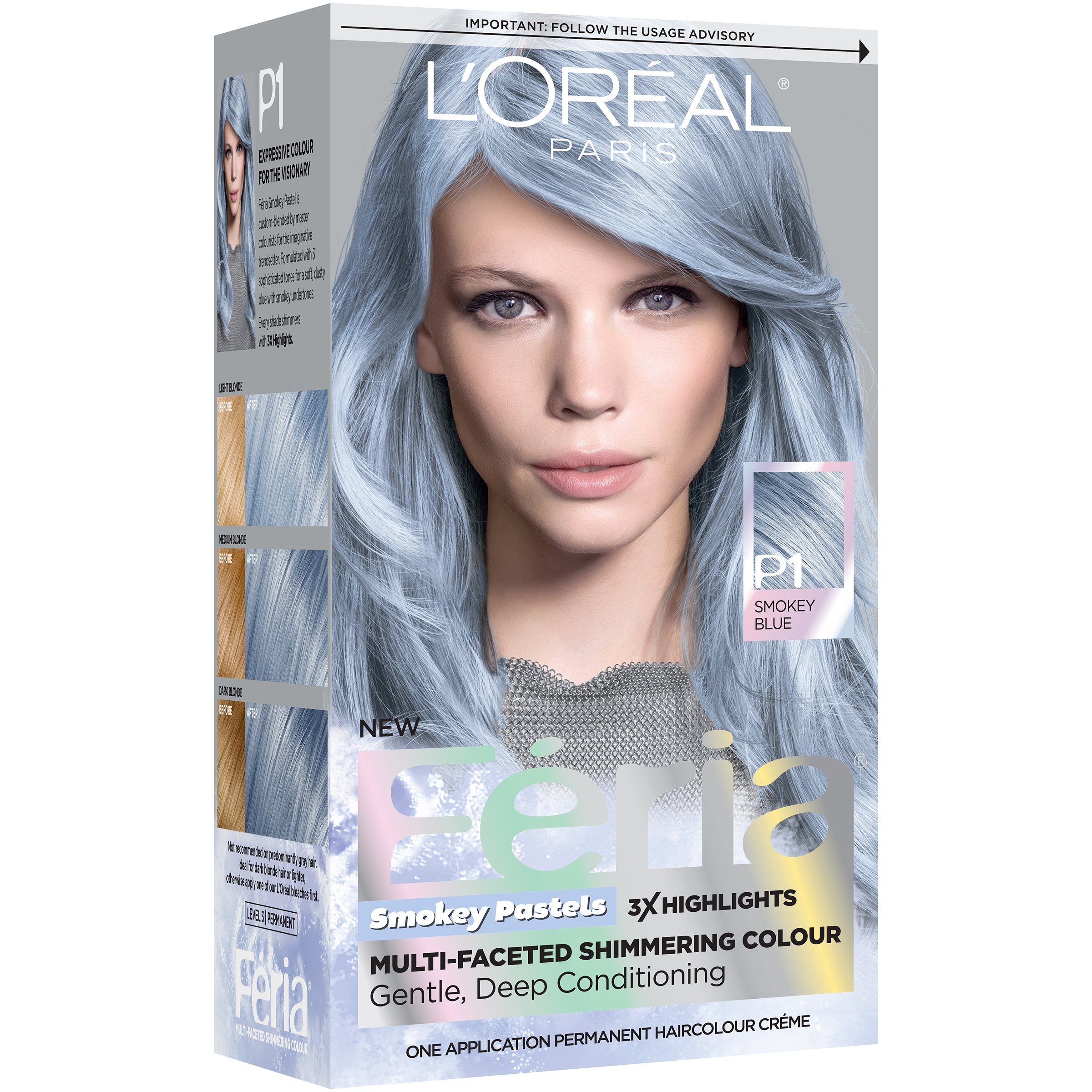 The look at home using l oreal paris feria smokey pastels in p2 smokey - L Oreal Feria Smokey Pastels Pink P2 Unboxed Rose Gold Hair At Home To Dye For Pastel Hair Festival Season Mtv Fora