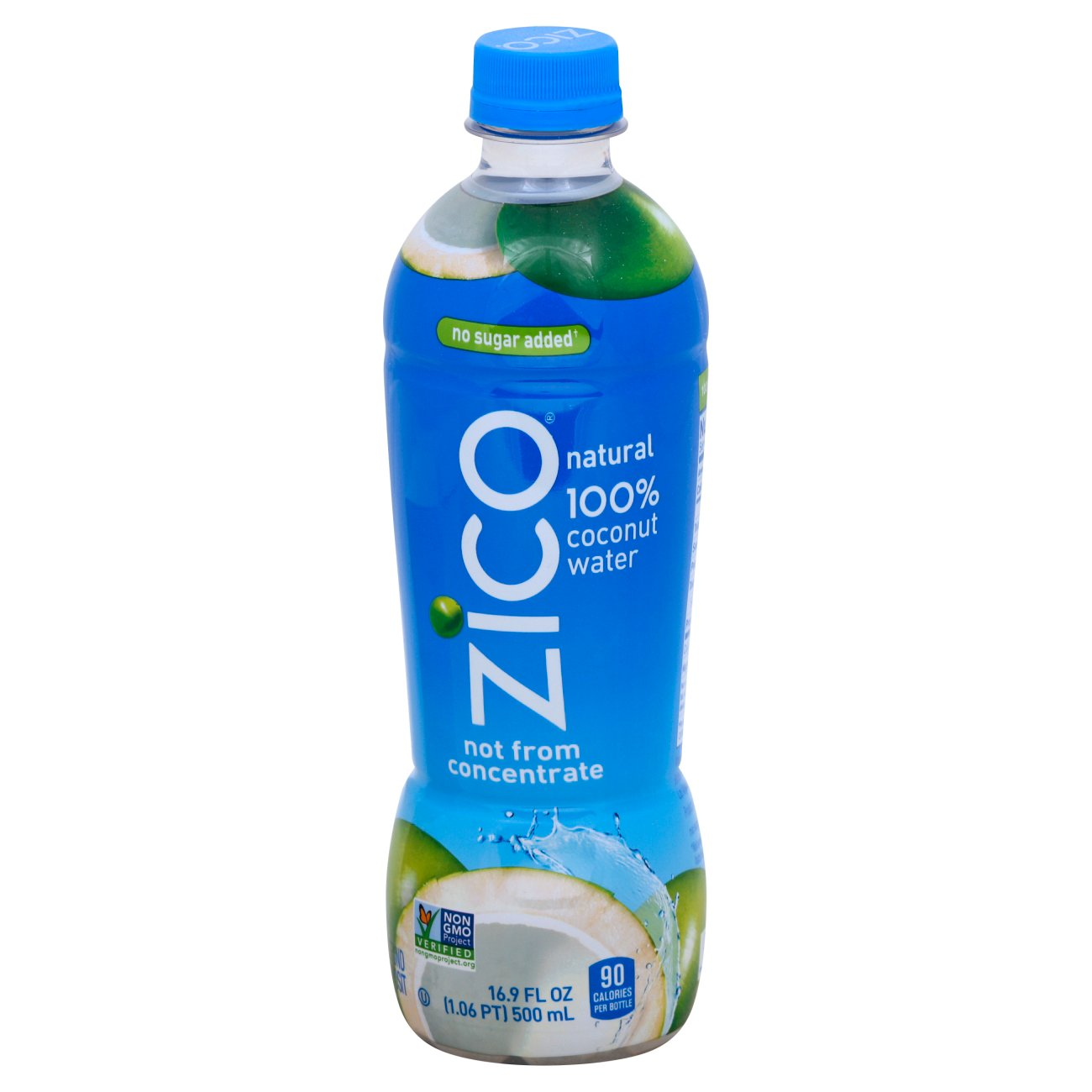 Zico Natural Coconut Water Shop Coconut Water At H E B