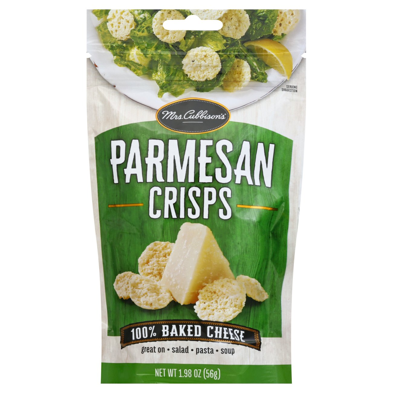 Mrs Cubbison s Baked Cheese Crisps Parmesan Cheese Shop