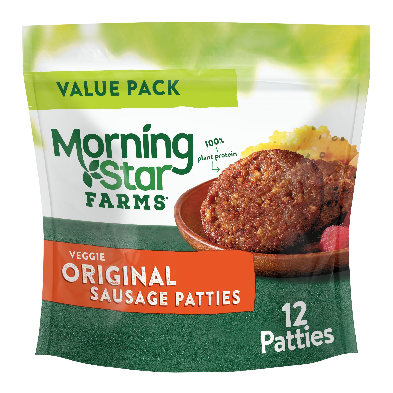 MorningStar Farms Veggie Sausage