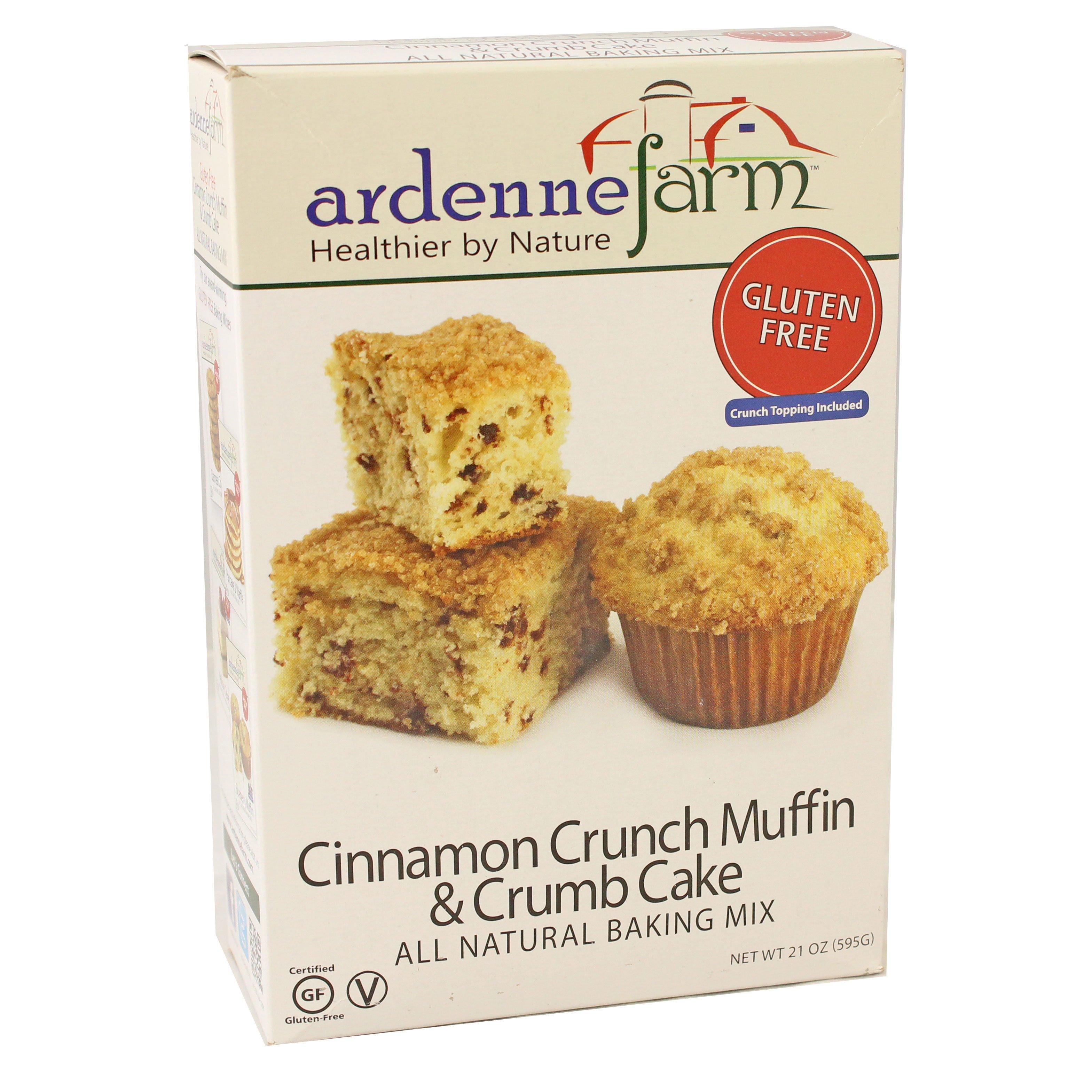 Ardenne Farm Gluten Free Cinnamon Crunch Crumb Mix - Shop ...