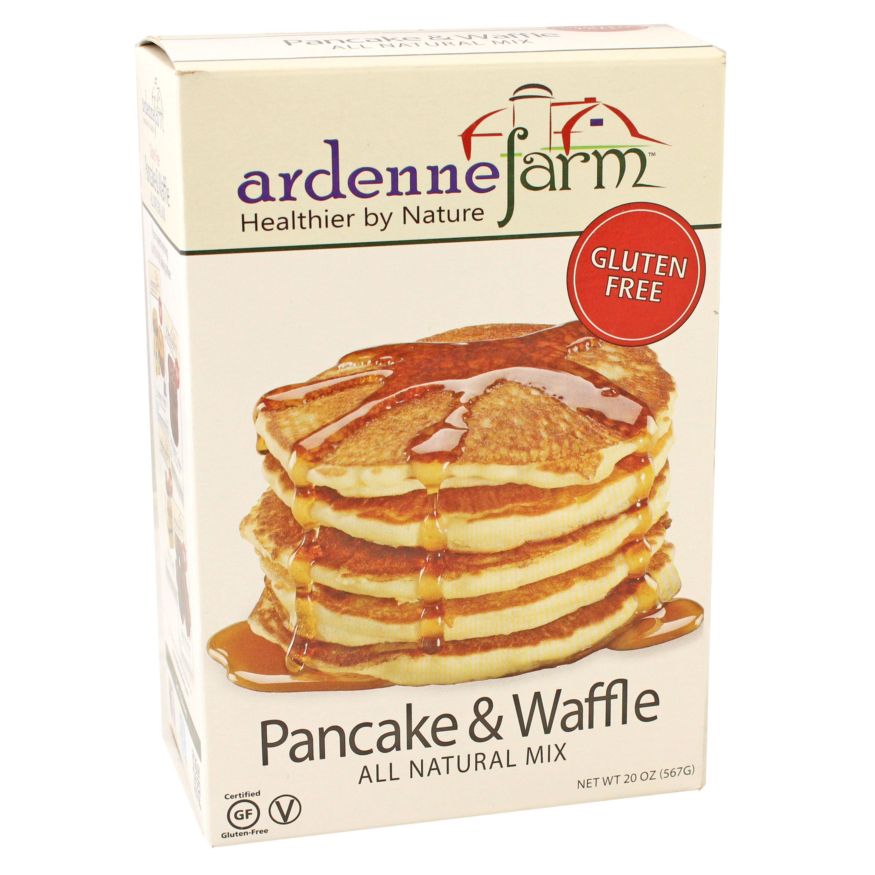 Ardenne Farm Gluten Free Pancake Waffle Mix - Shop Pancake ...