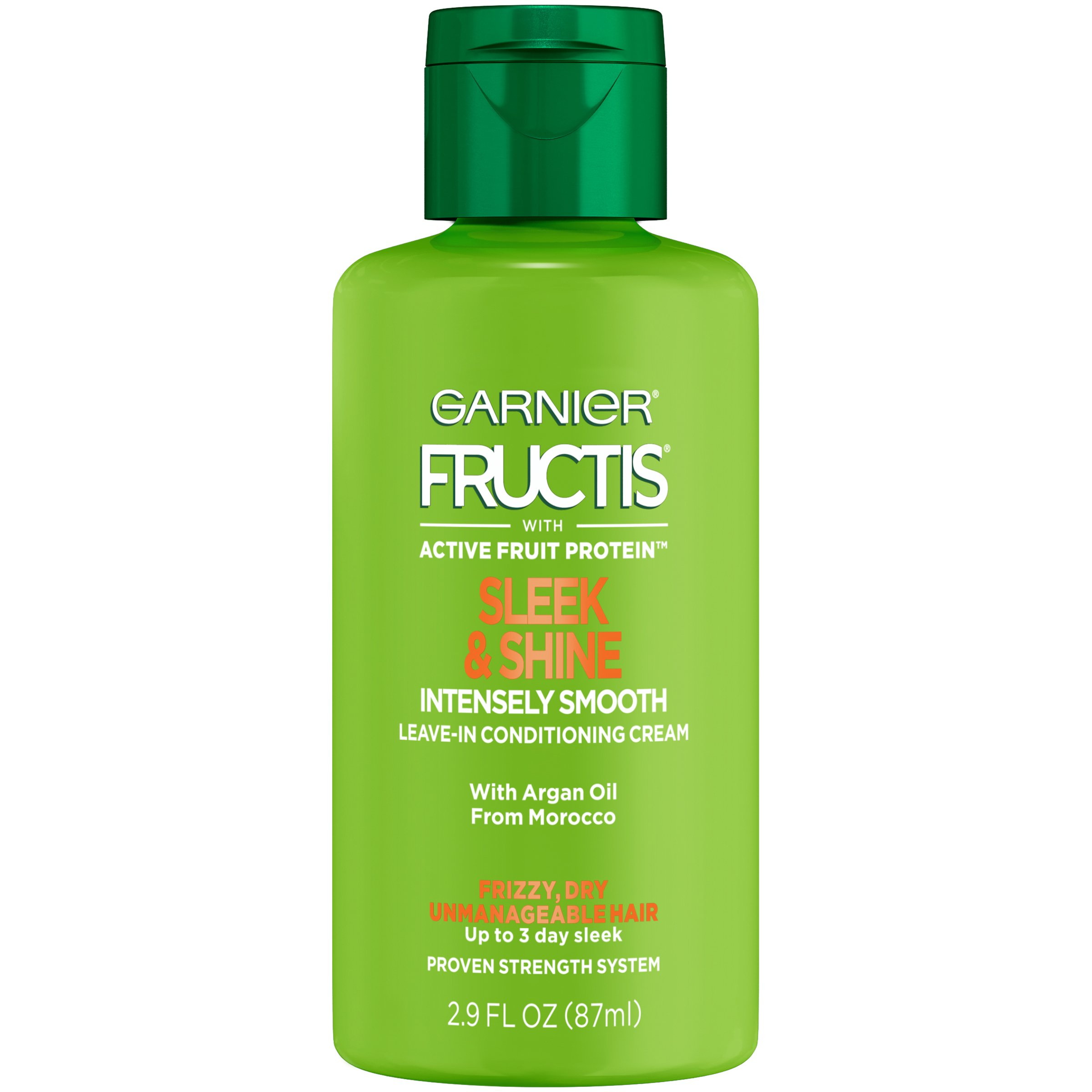 Garnier Fructis Sleek & Shine Intense Smooth Leave‑In Conditioner ...