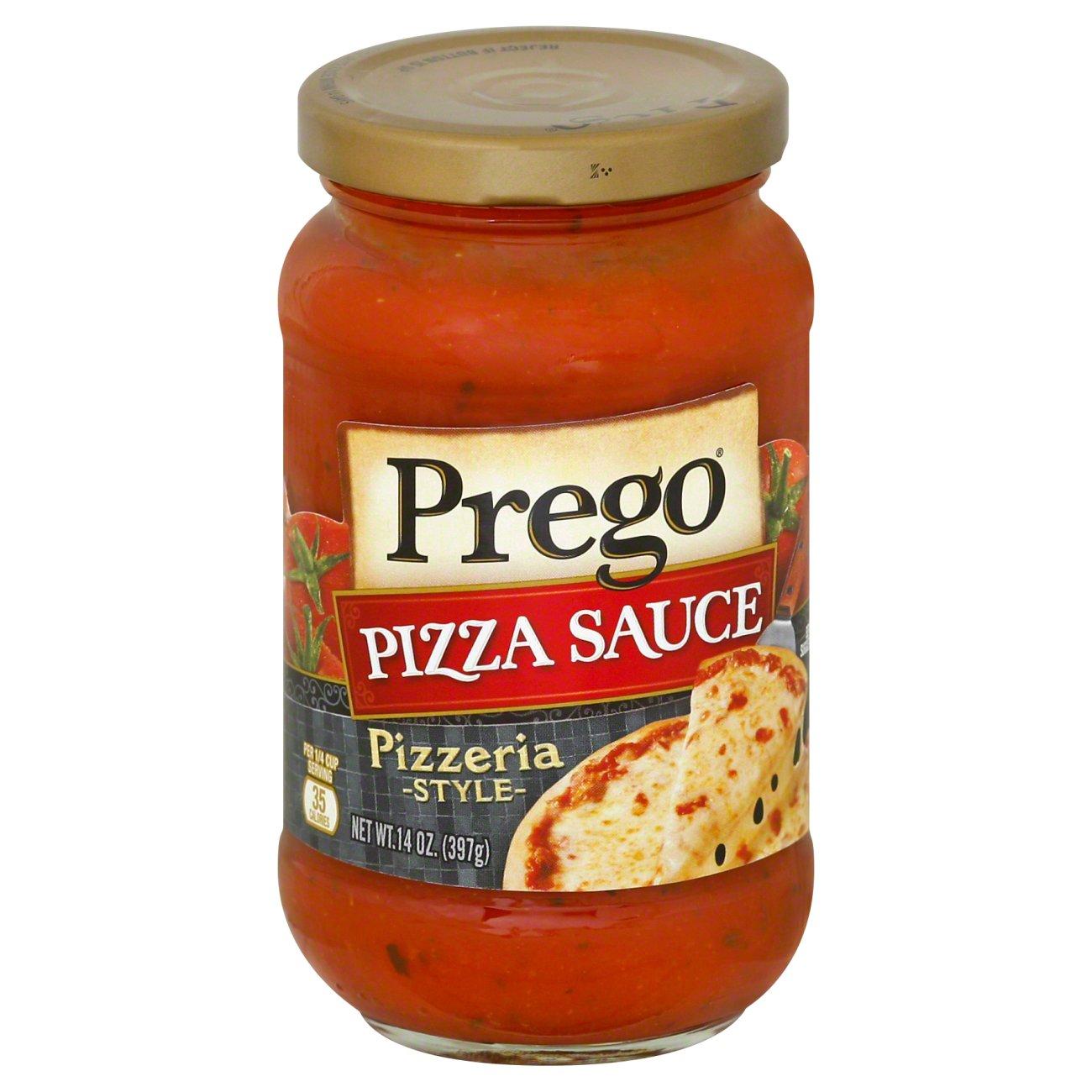 Prego Pizza Sauce Shop Pasta Sauces At H E B