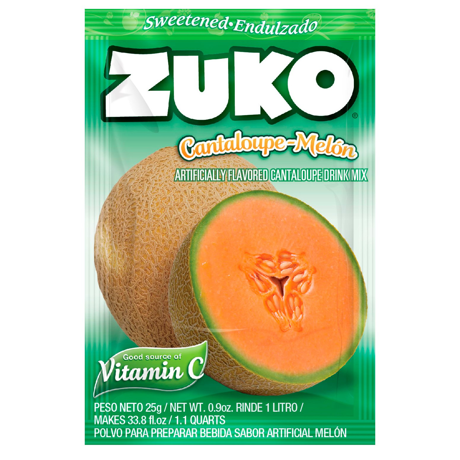 Zuko Melon Cantaloupe Drink Mix Shop Mixes Flavor Enhancers At H E B Honeydew and cantaloupe are perfect candidates for creating fresh melon cocktails. zuko melon cantaloupe drink mix