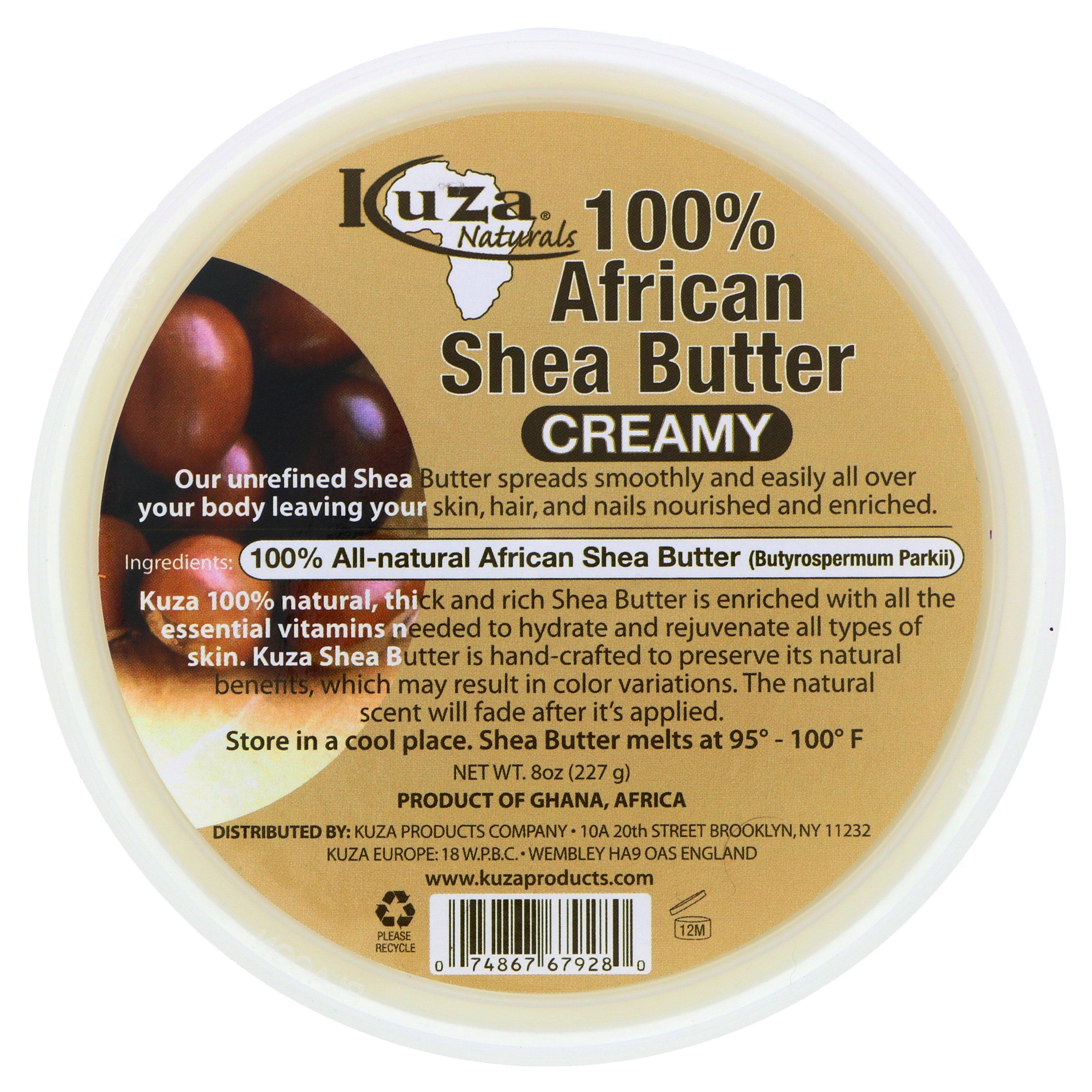 100 shea butter