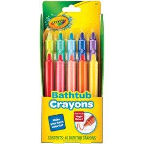 crayola bathtub crayons shop bath accessories at heb - Crayola Bathroom Crayons