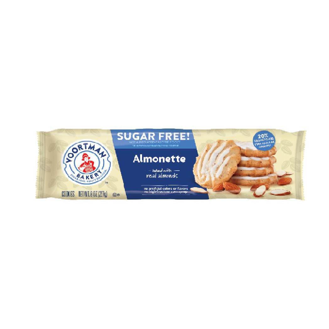 View Voortman Sugar Free Cookies Nutrition Facts Background