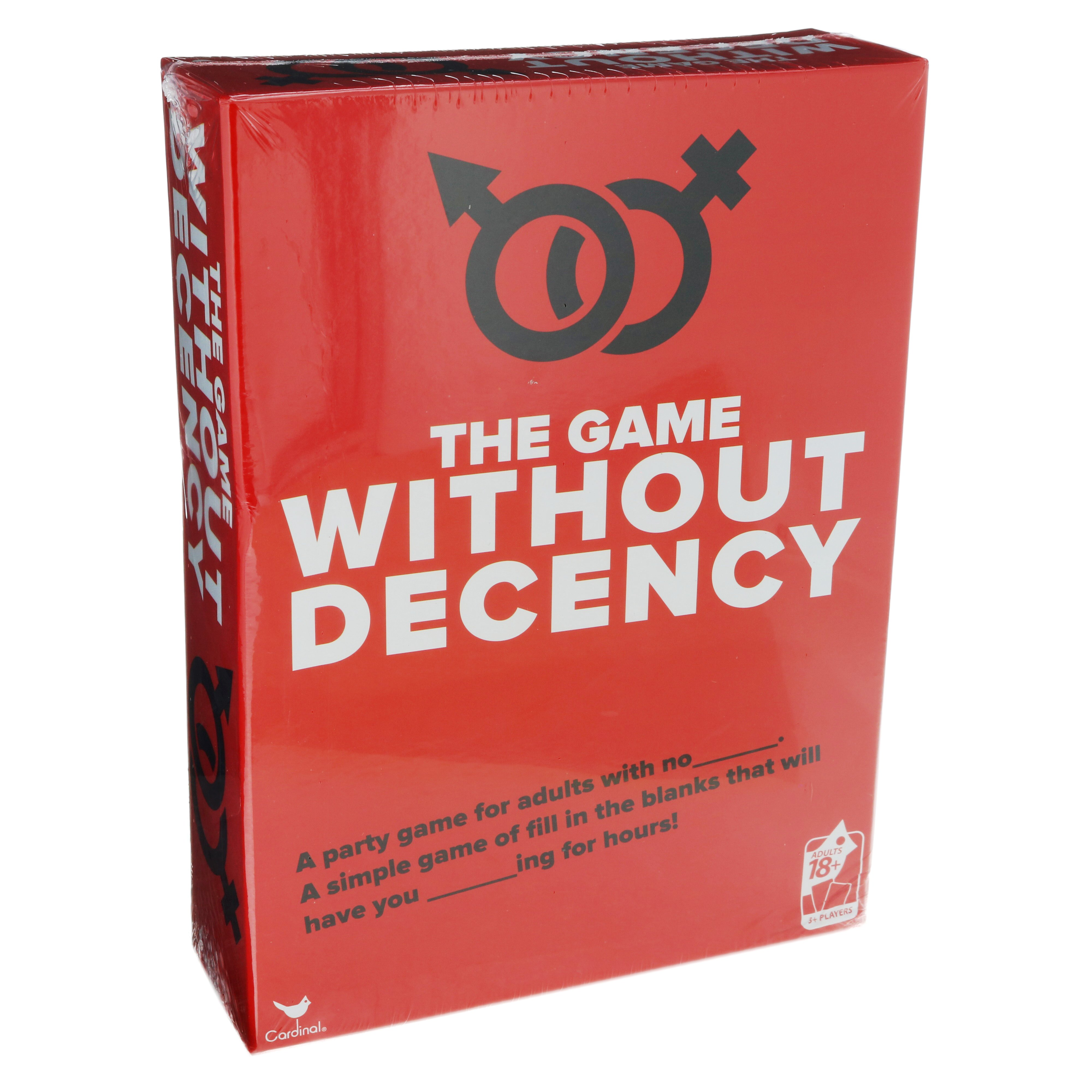Cardinal Industries The Game Without Decency Shop Games At H E B