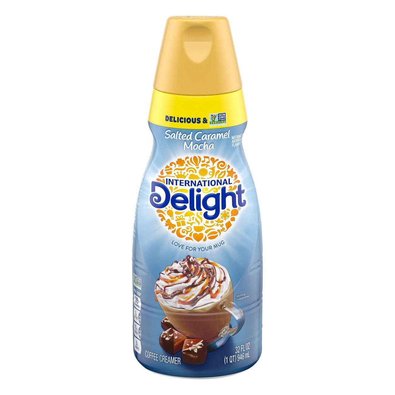 International Delight Salted Caramel Mocha Creamer