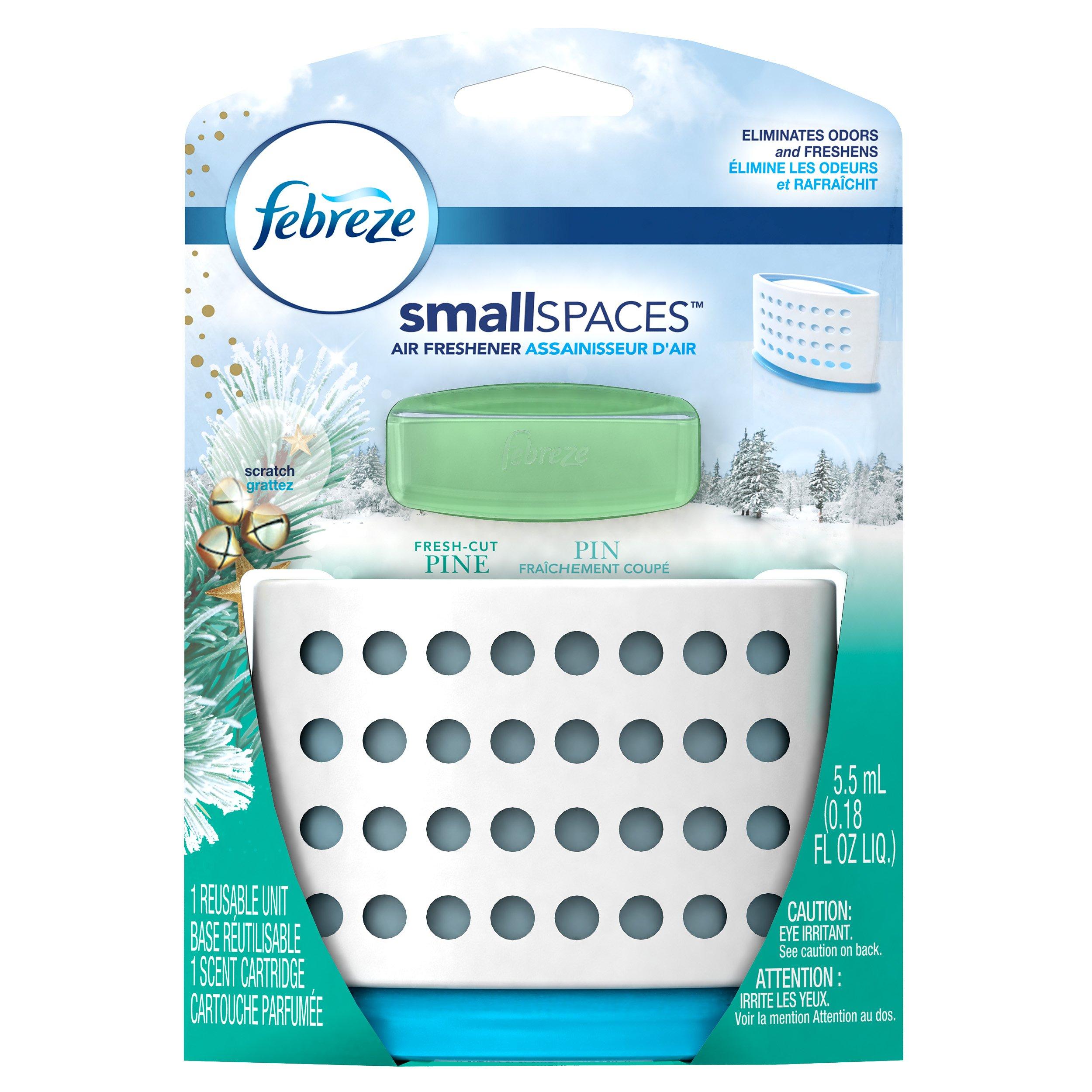 Febreze Small Spaces Fresh Cut Pine Air Freshener Starter Kit - Shop ...