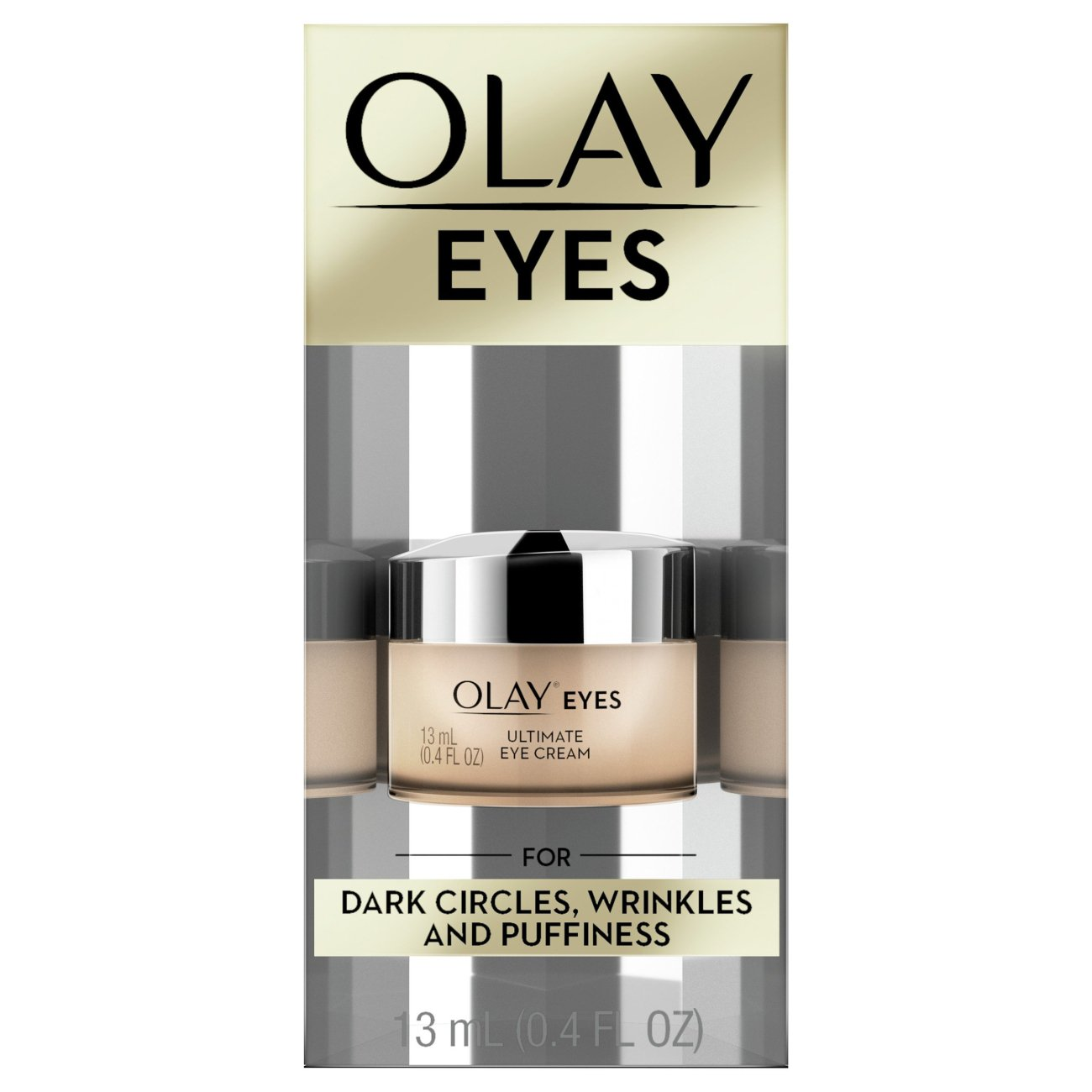 Olay Eyes Ultimate Eye Cream For Wrinkles Puffy Eyes And Dark