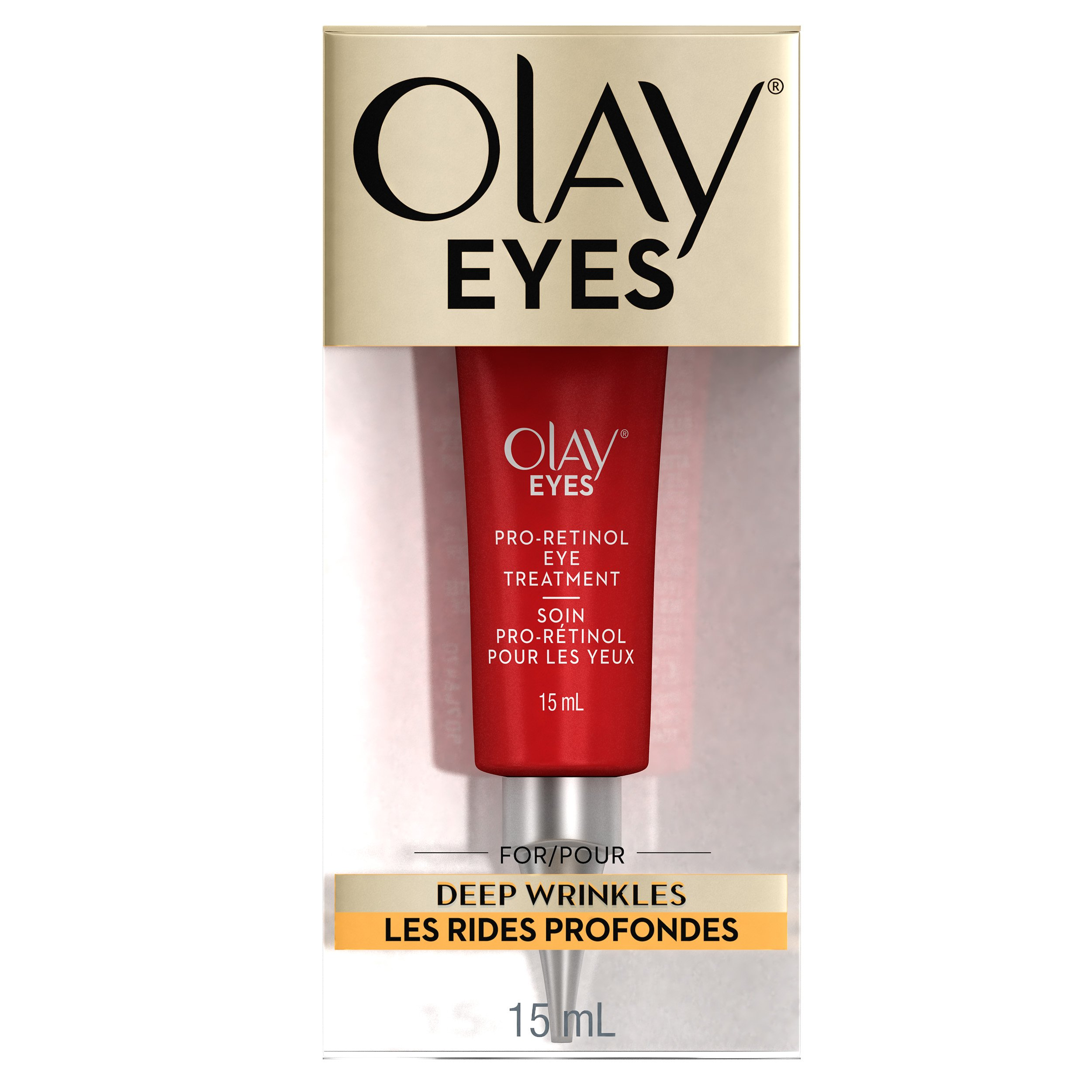 Olay Eyes Pro Retinol Eye Cream Treatment For Wrinkles Shop Eye Cream At H E B