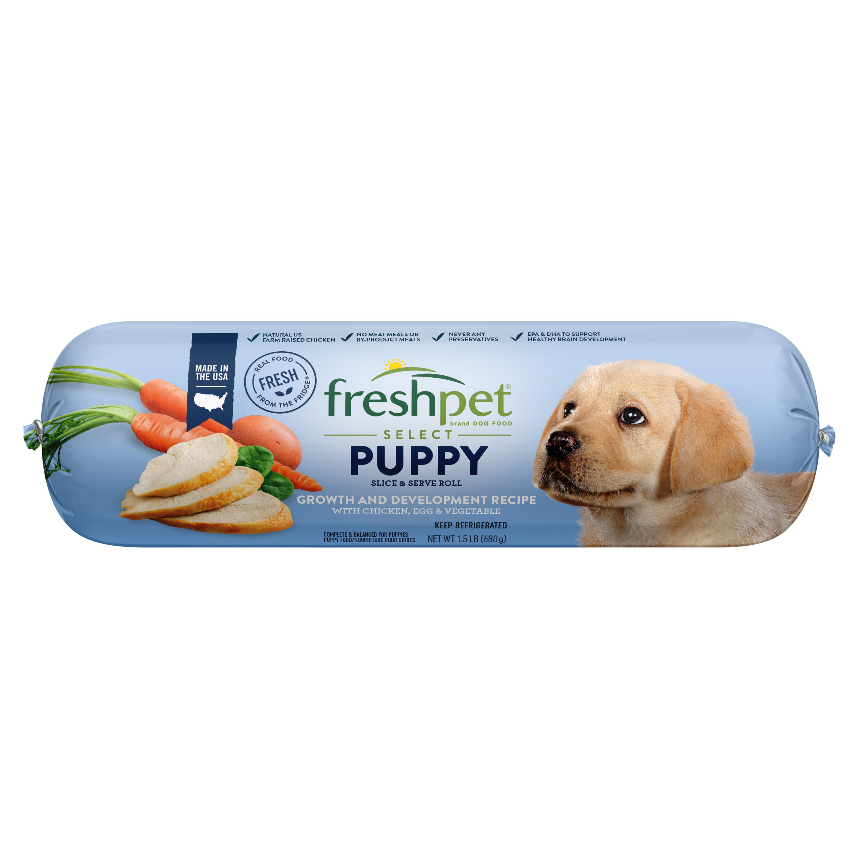 Freshpet Select Slice Serve Growth