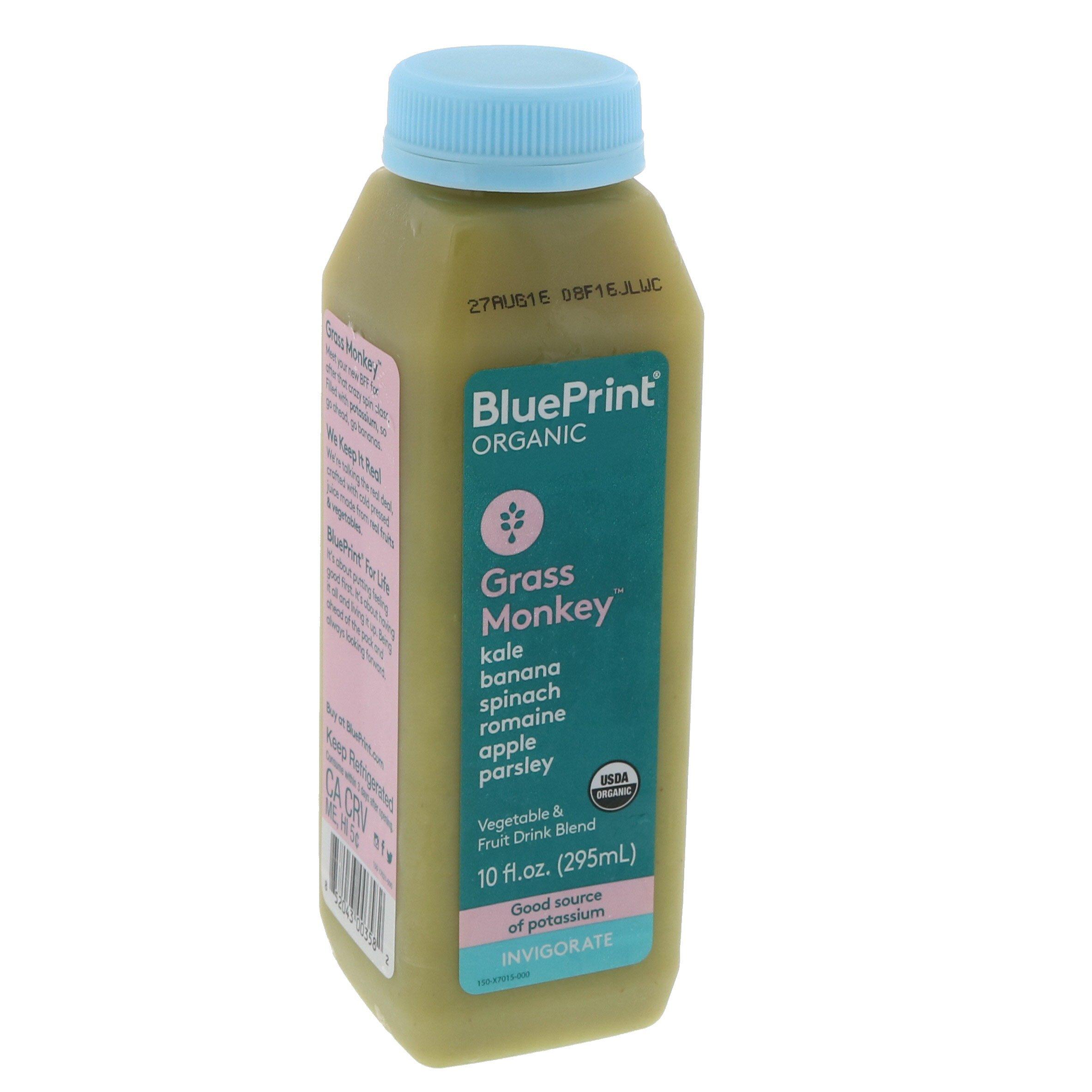 Blueprint grass monkey vegetable fruit drink blend shop fruit blueprint grass monkey vegetable fruit drink blend shop fruit juices and blends at heb malvernweather Images