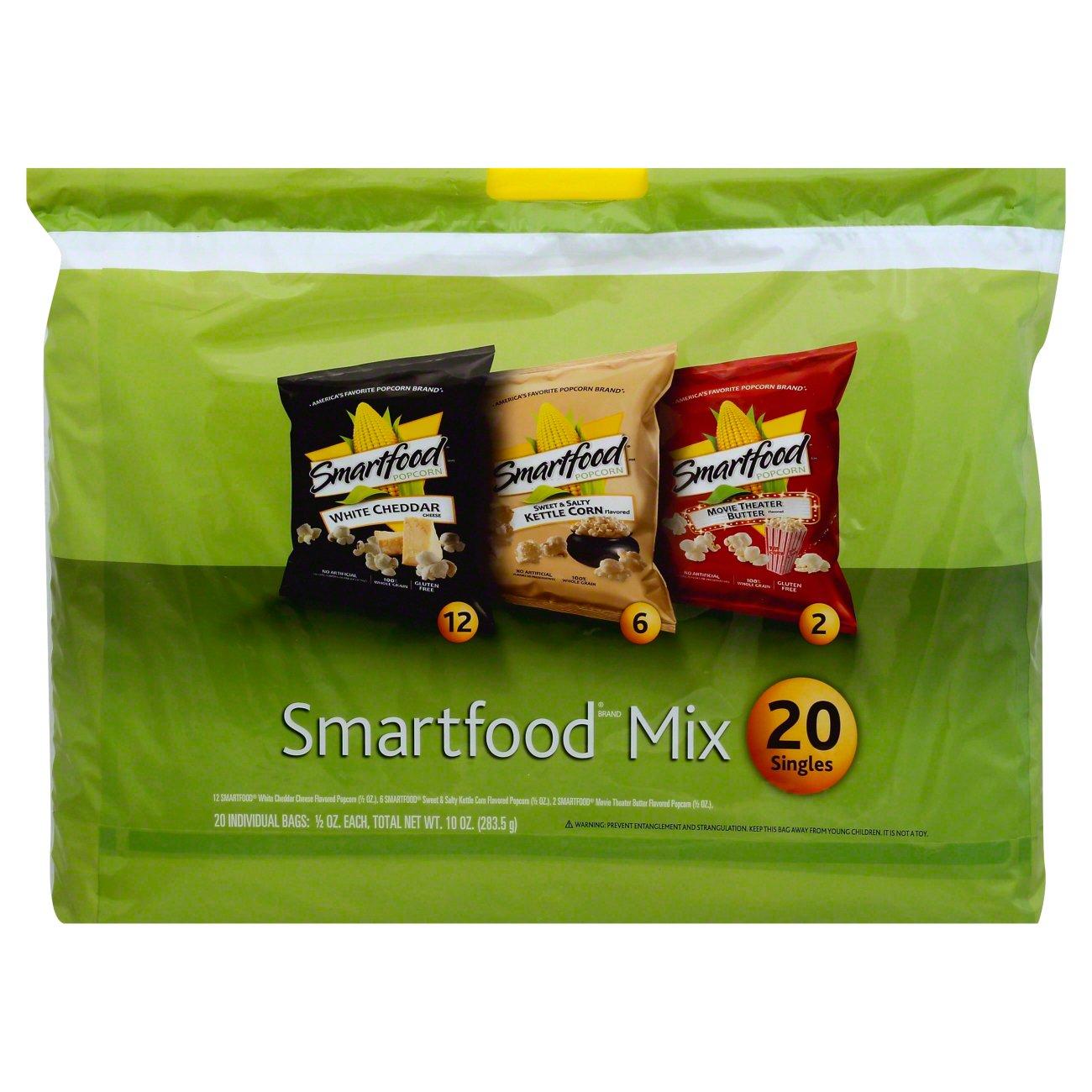 Smartfood Flavored Popcorn Mix Multipack Shop Popcorn At H E B